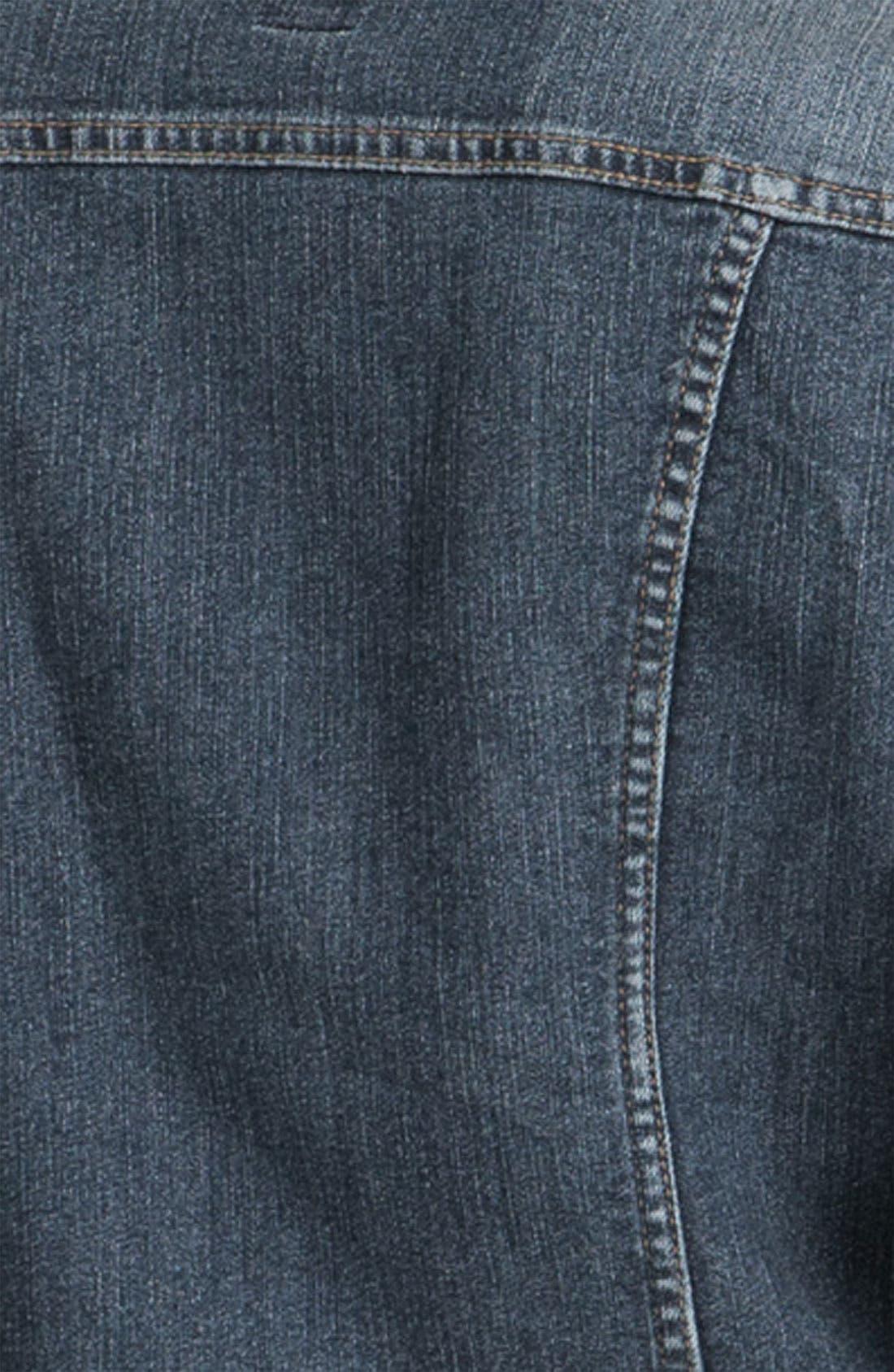 Alternate Image 3  - Jag Jeans 'Rupert' Denim Jacket (Petite)
