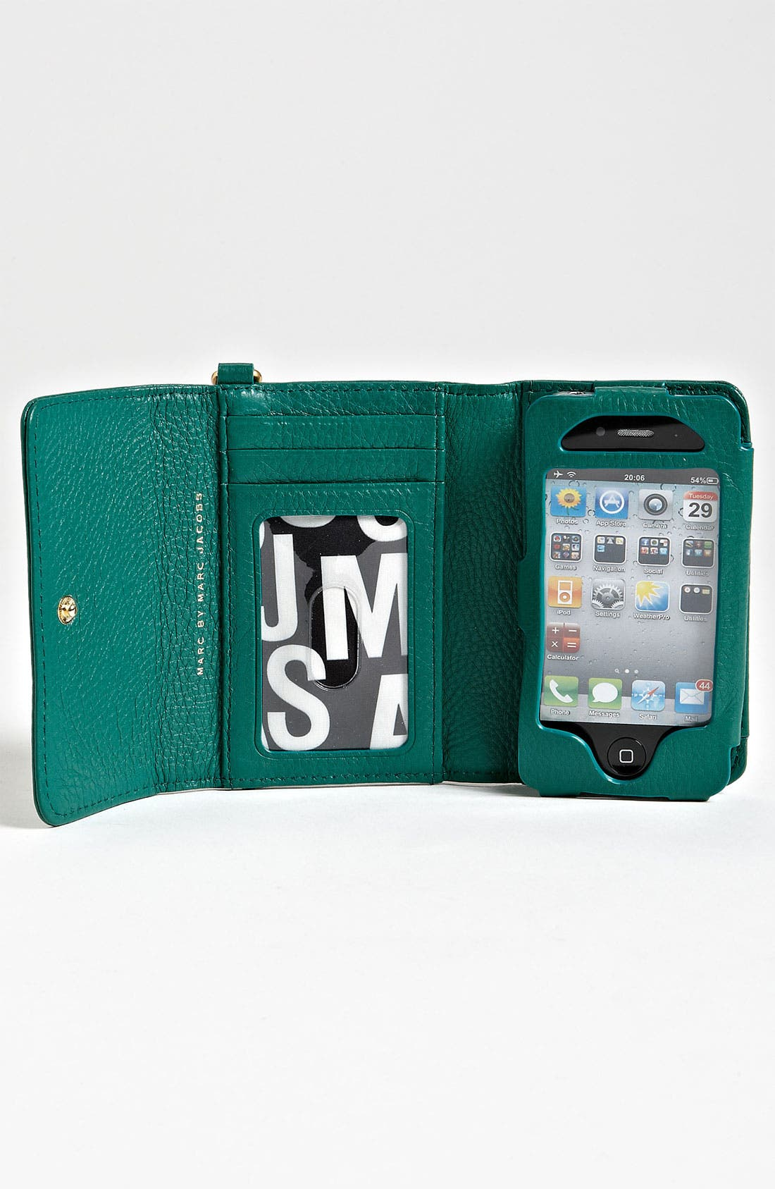Alternate Image 3  - MARC BY MARC JACOBS 'Classic Q' Phone Wallet