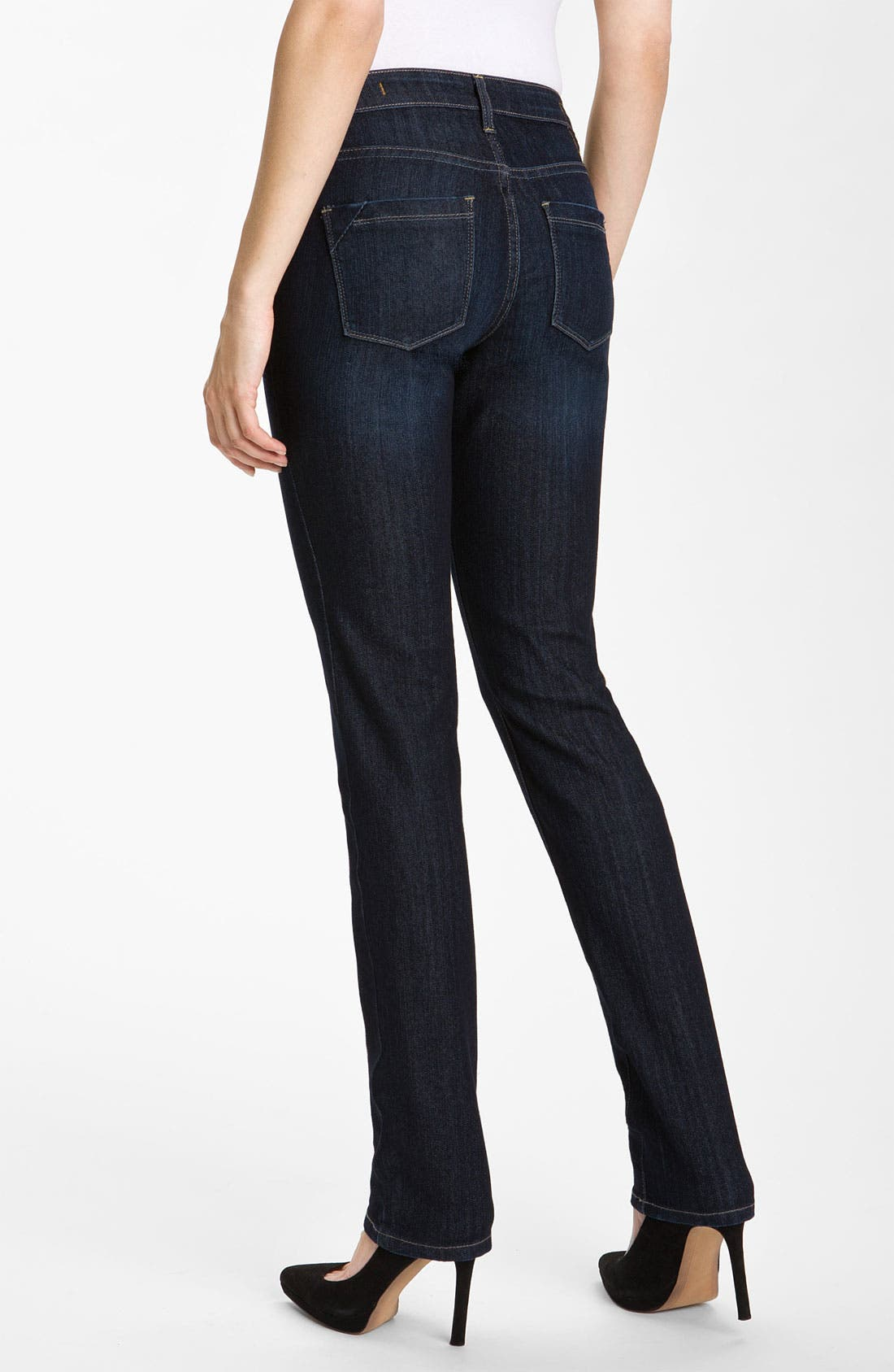 Alternate Image 2  - Jag Jeans 'New Jane' Slim Leg Jeans (Petite)
