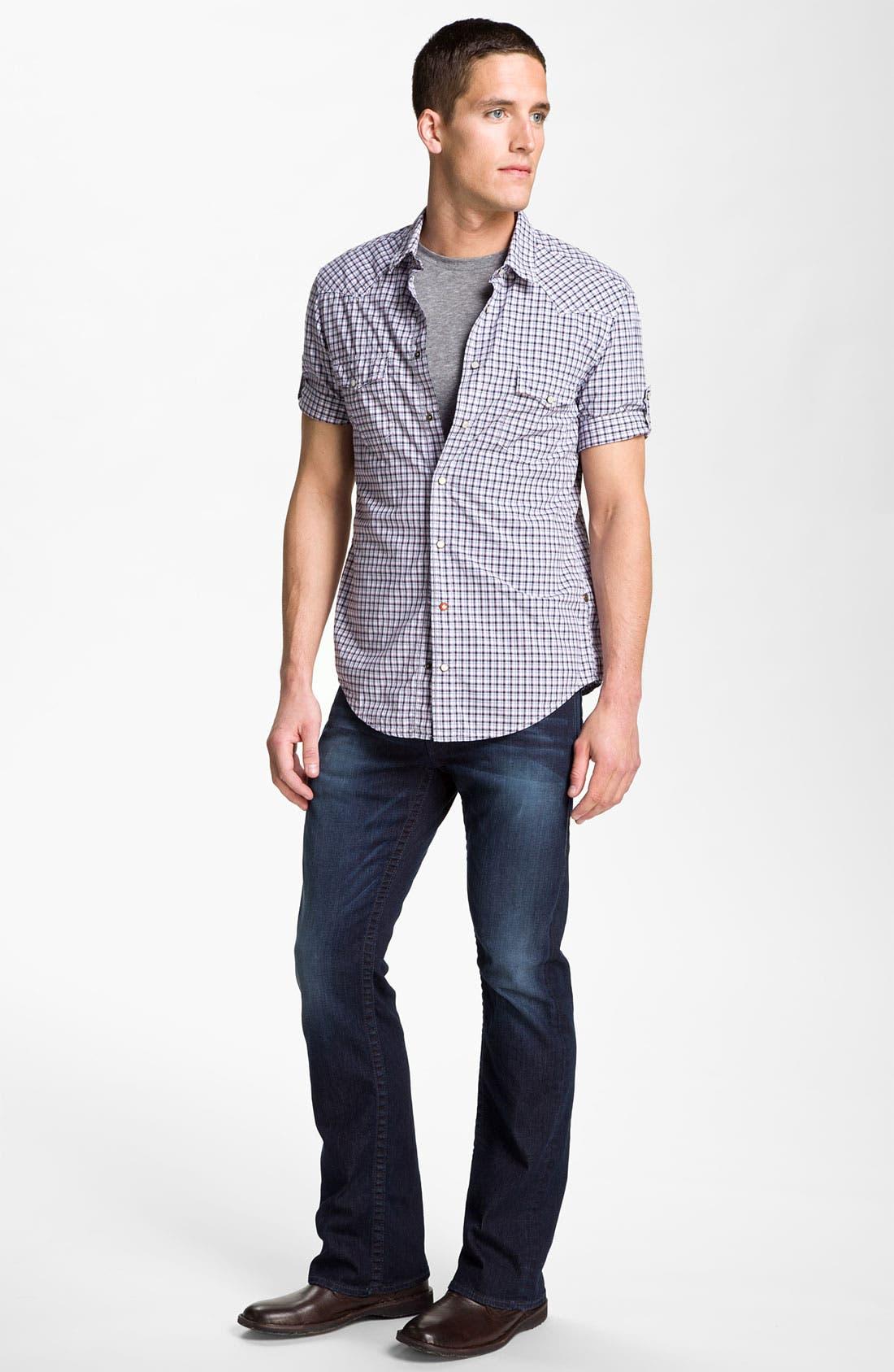 Alternate Image 5  - True Religion Brand Jeans 'Danny' Bootcut Jeans (Franklin)