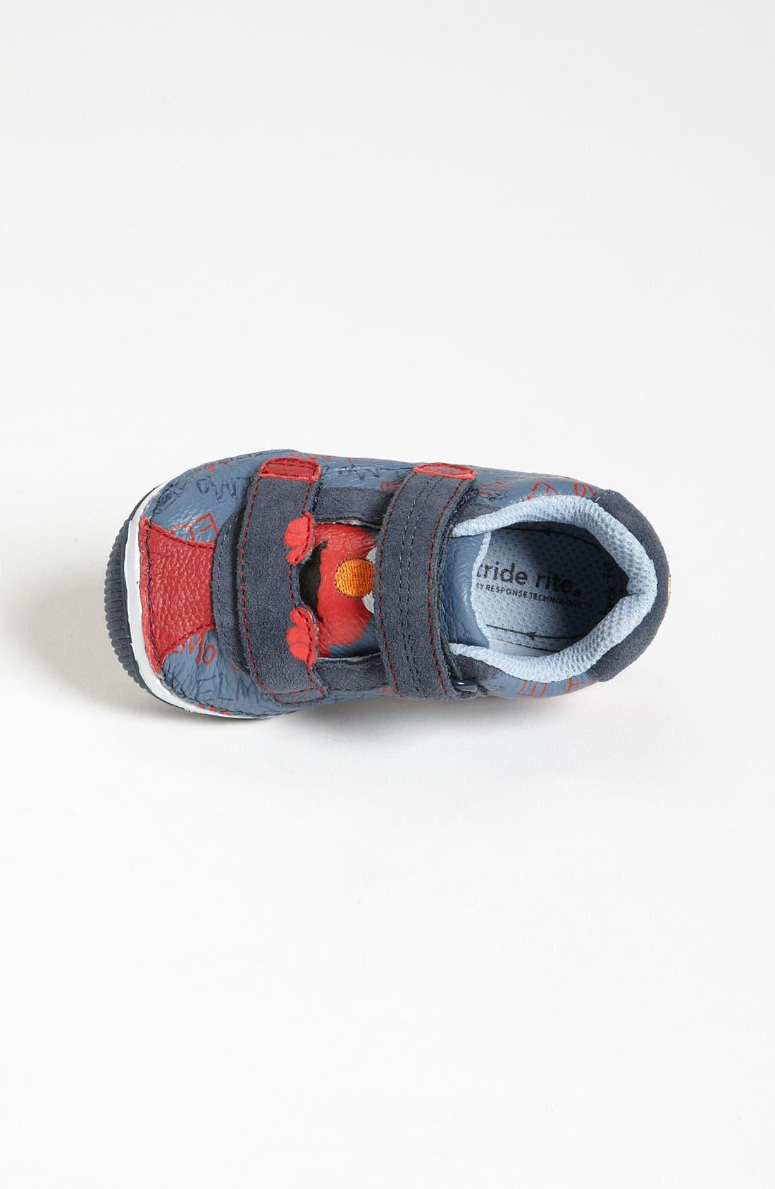Alternate Image 3  - Stride Rite 'Elmo' Sneaker (Baby, Walker & Toddler)