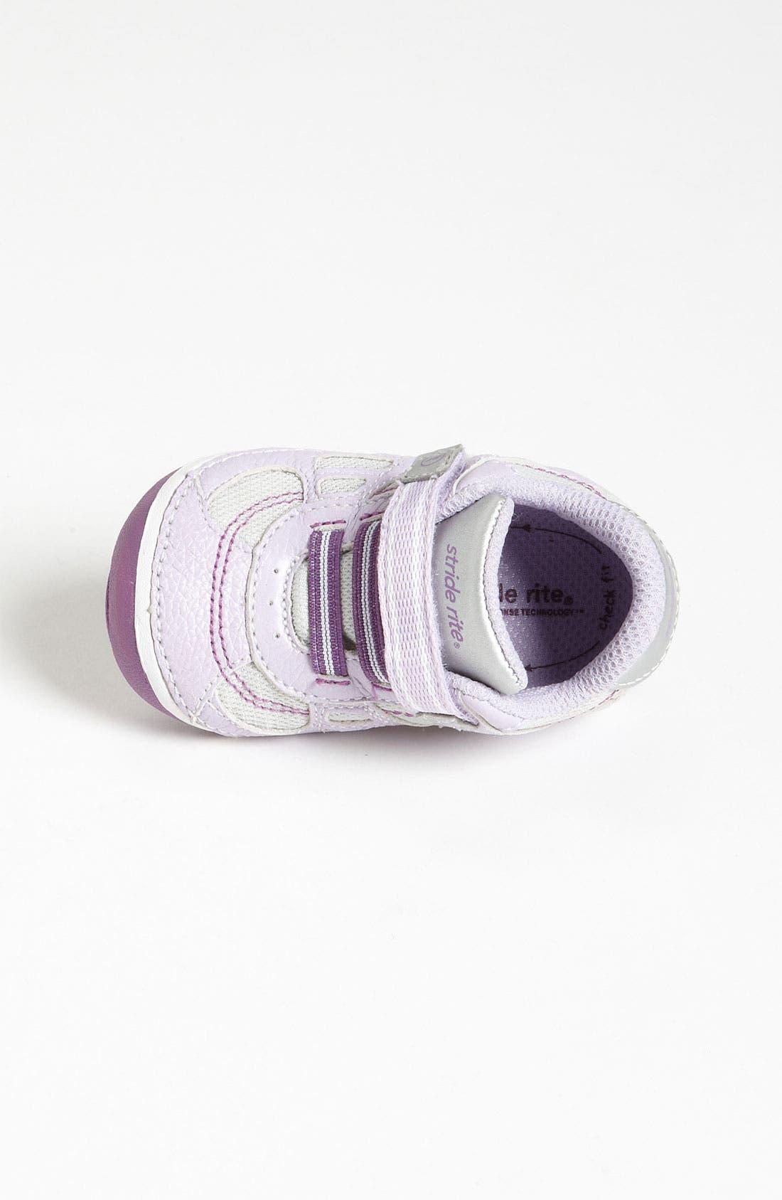 Alternate Image 3  - Stride Rite 'Tinka' Sneaker (Baby & Walker)