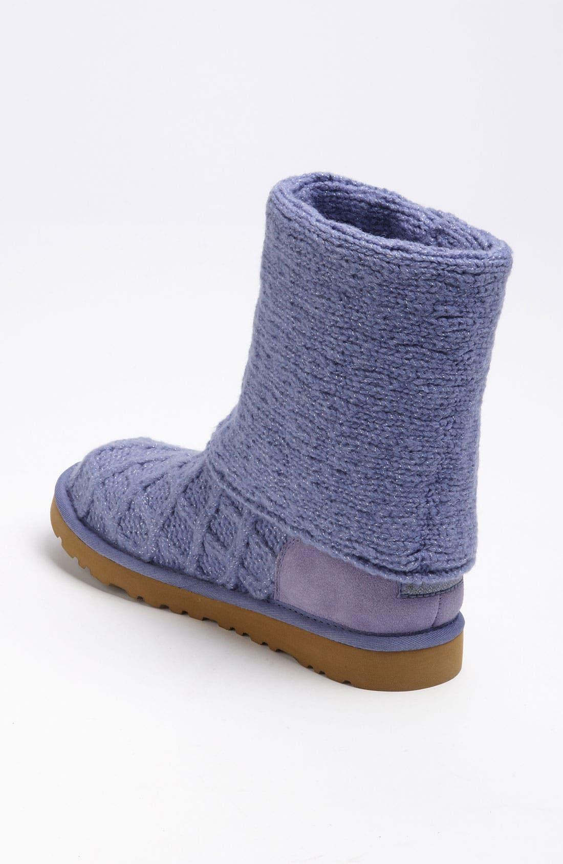 Alternate Image 3  - UGG® Australia 'Lattice Cardy' Boot