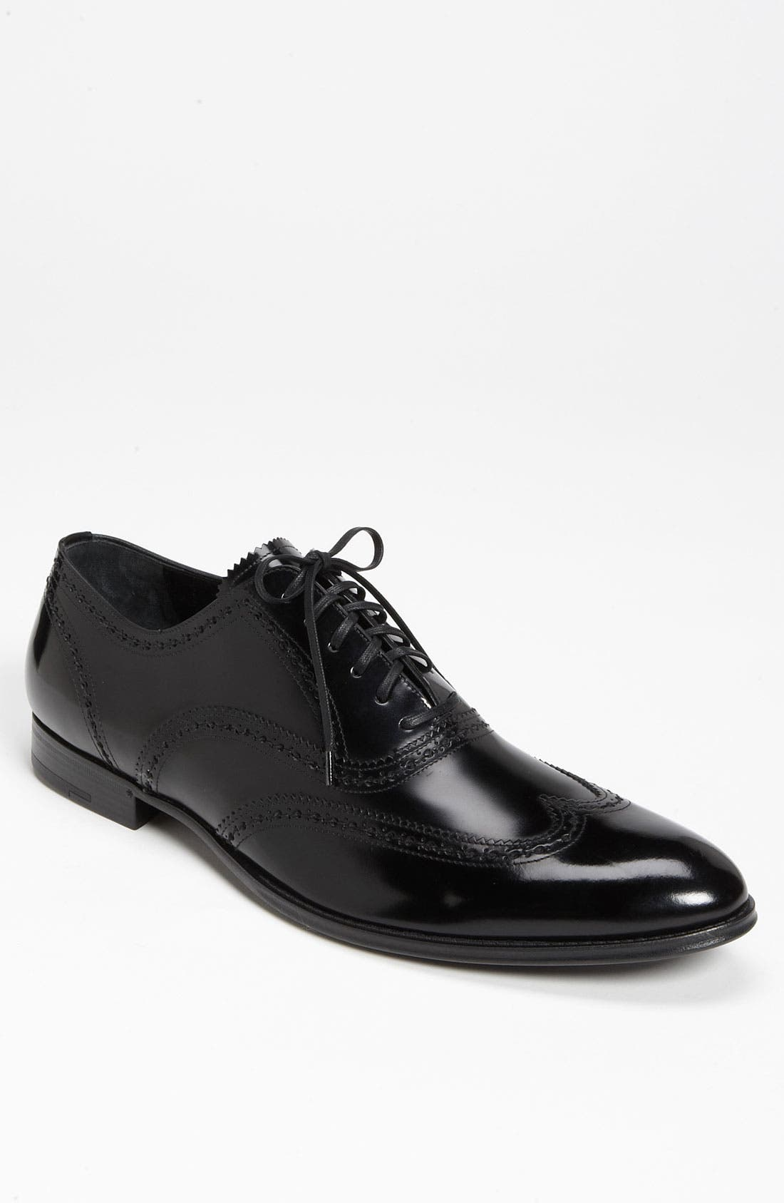 Alternate Image 1 Selected - Dolce&Gabbana Wingtip Oxford