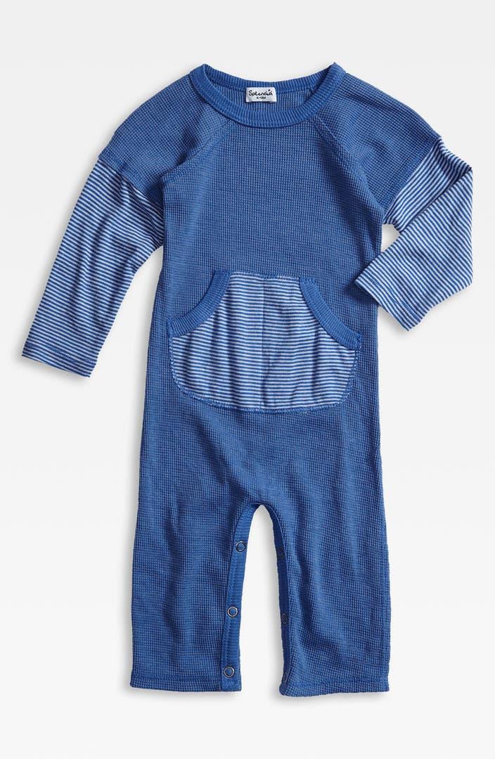 Splendid thermal romper infant nordstrom exclusive for Splendid infant