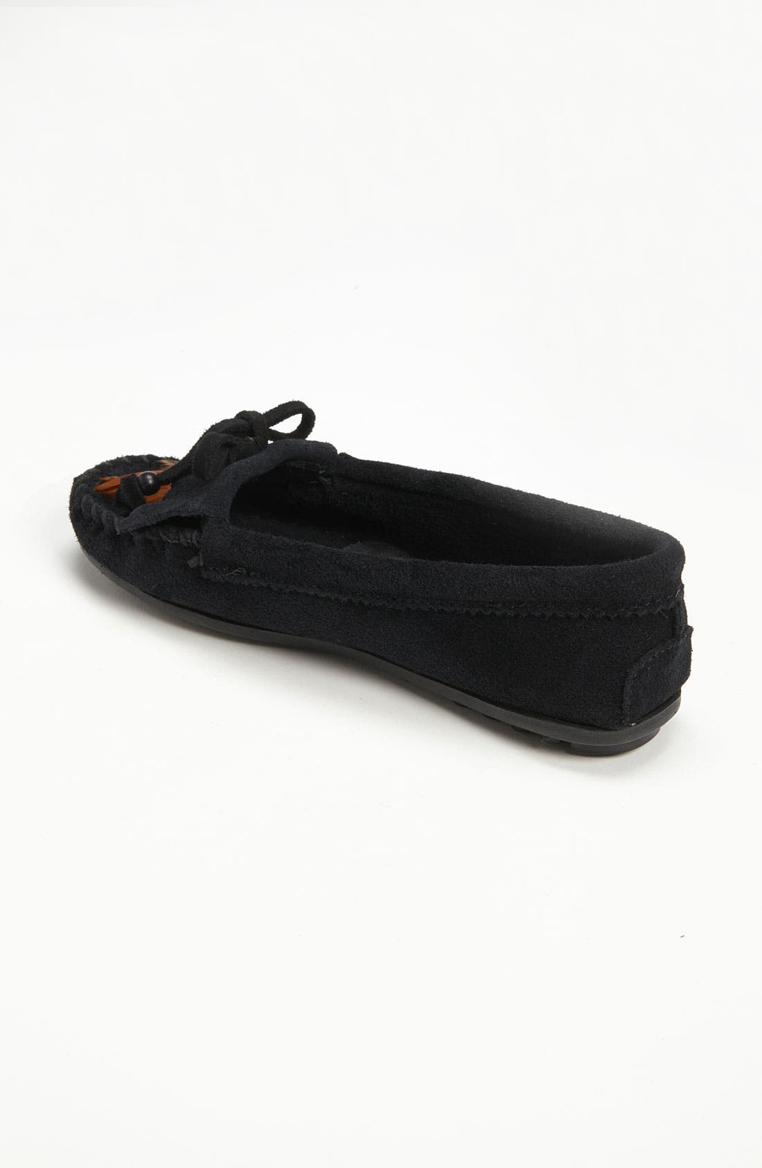 Alternate Image 2  - Minnetonka 'Feather' Moccasin (Regular Retail Price: $48.95)
