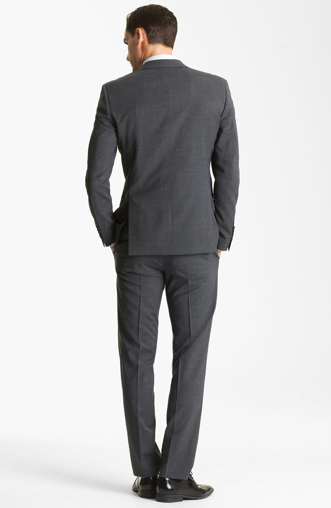 Alternate Image 4  - Dolce&Gabbana Solid Suit
