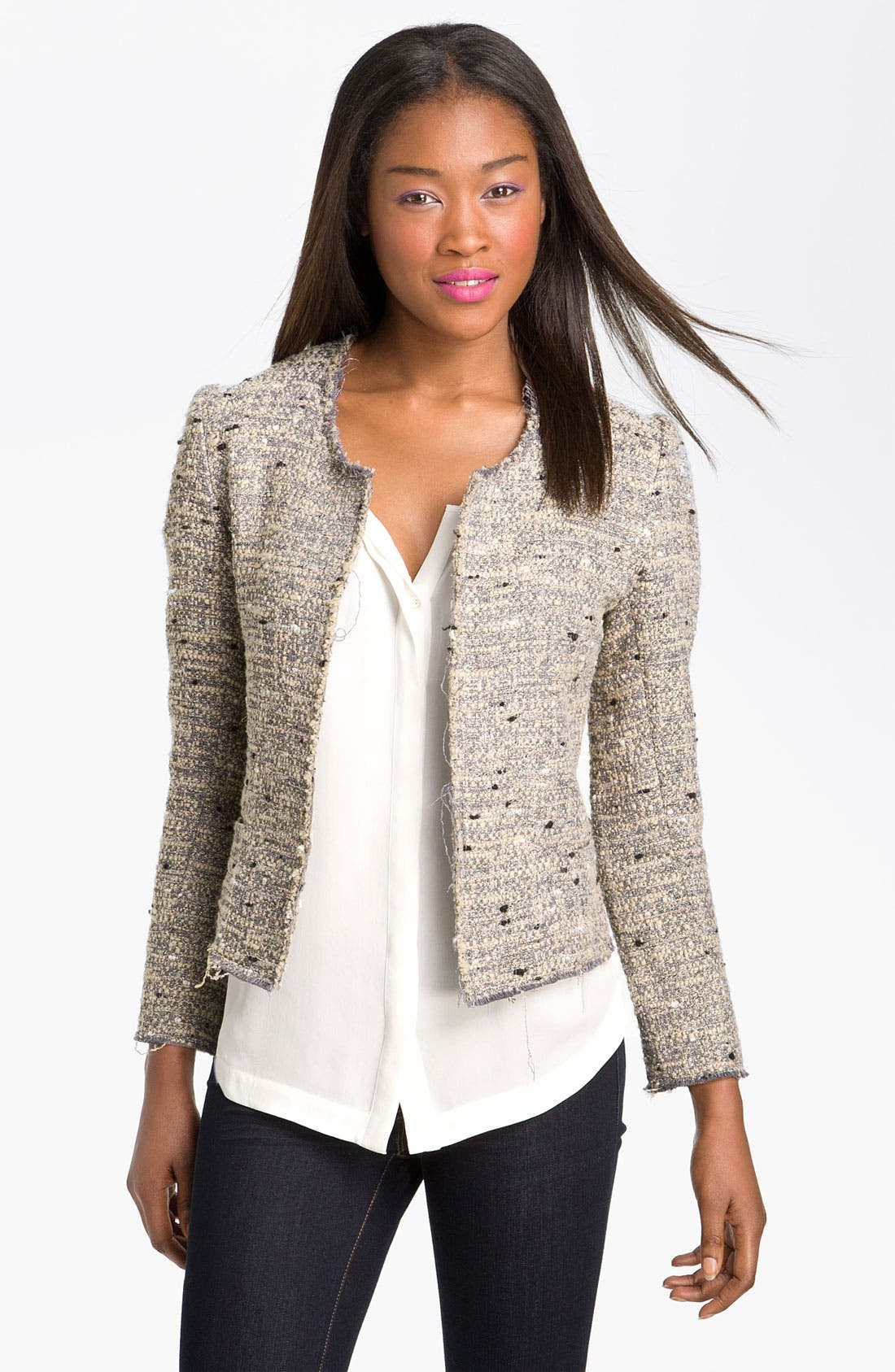 Alternate Image 1 Selected - Rory Beca Bouclé Tweed Jacket