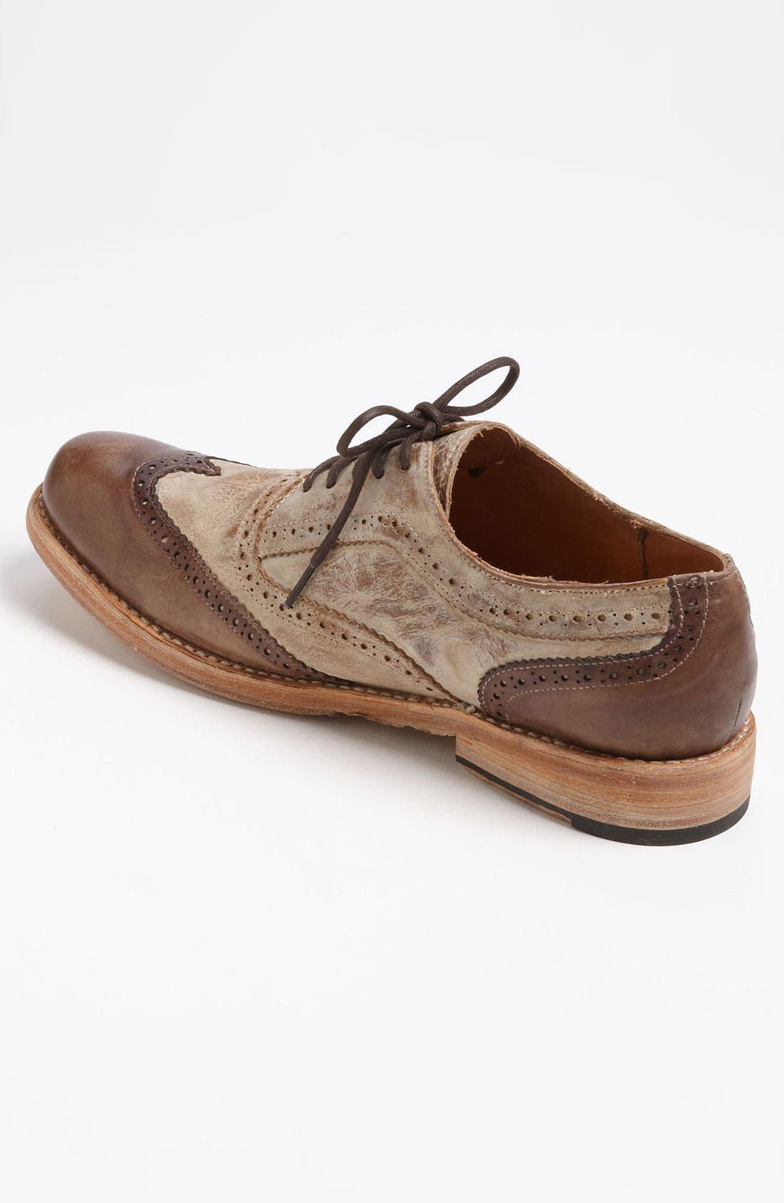 Alternate Image 2  - Bed Stu 'Corsico' Wingtip Spectator Shoe