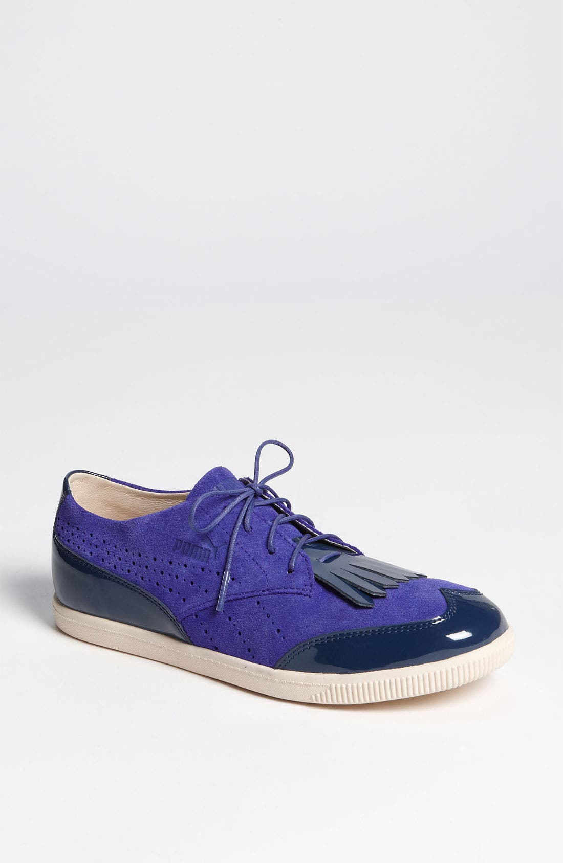 Alternate Image 1 Selected - PUMA 'Clyde Brogue Lo' Sneaker
