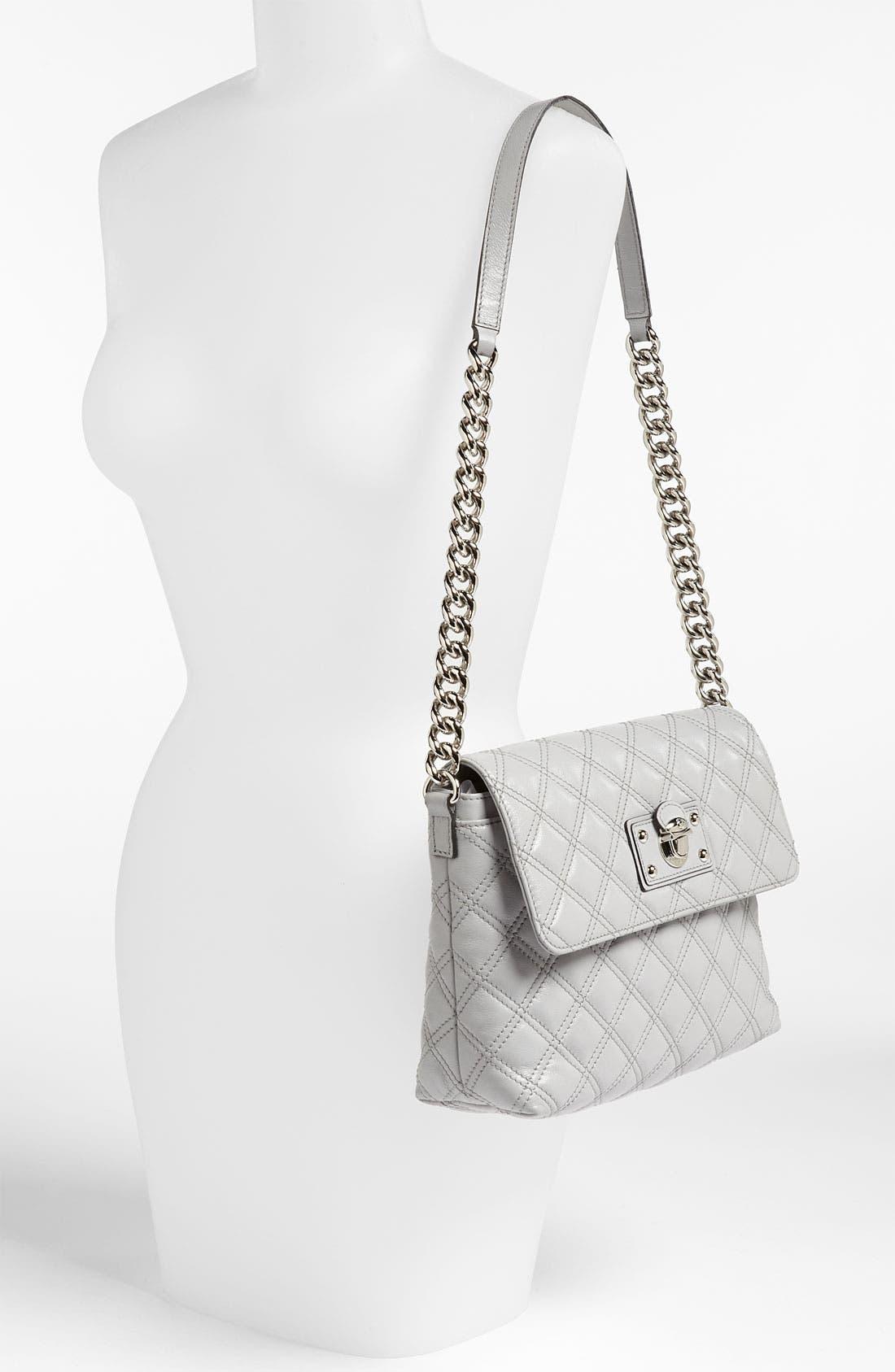 Alternate Image 2  - MARC JACOBS 'Quilting - Large Single' Leather Shoulder Bag