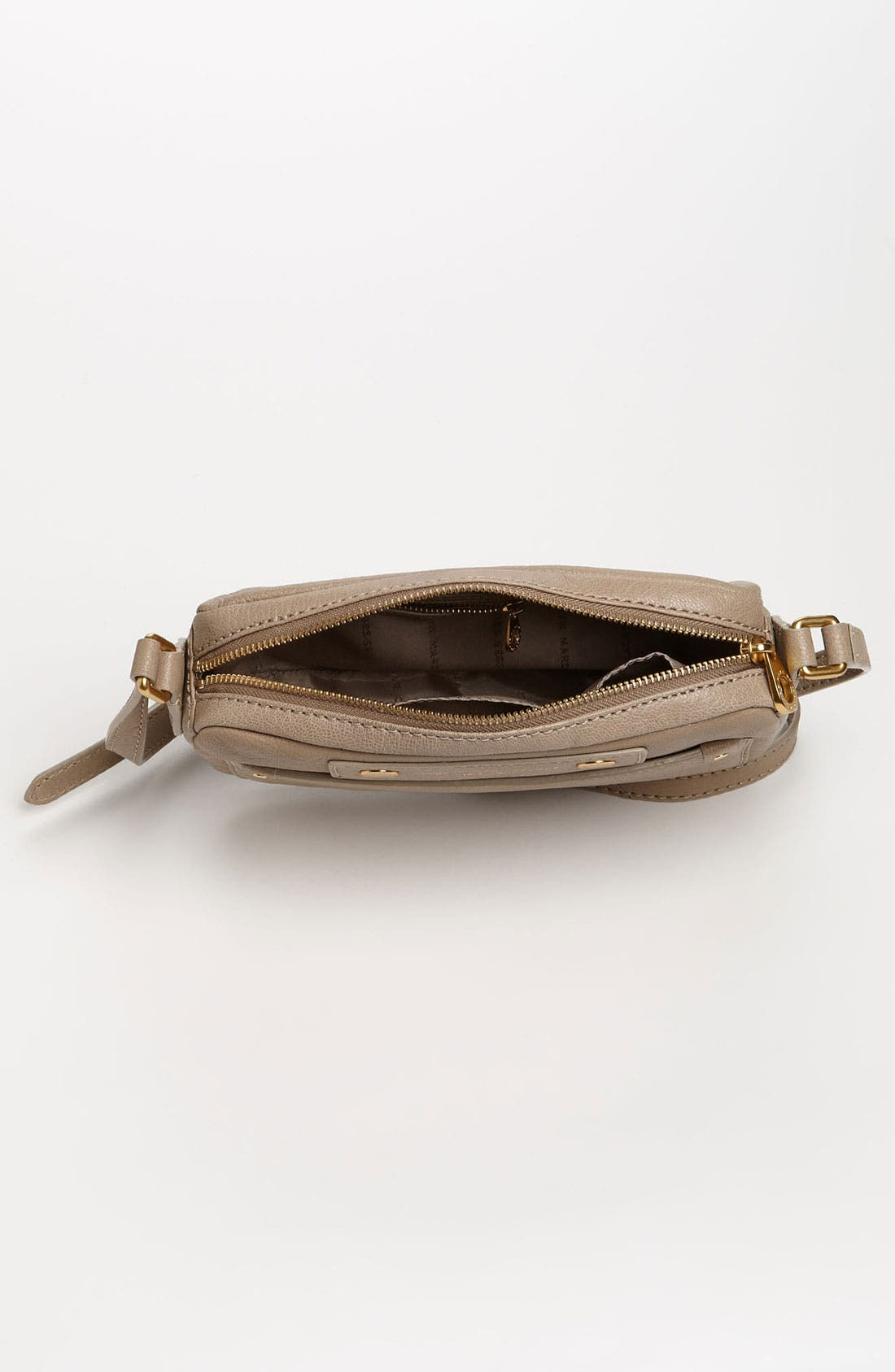 Alternate Image 3  - MARC BY MARC JACOBS 'Preppy - Camera' Leather Crossbody Bag