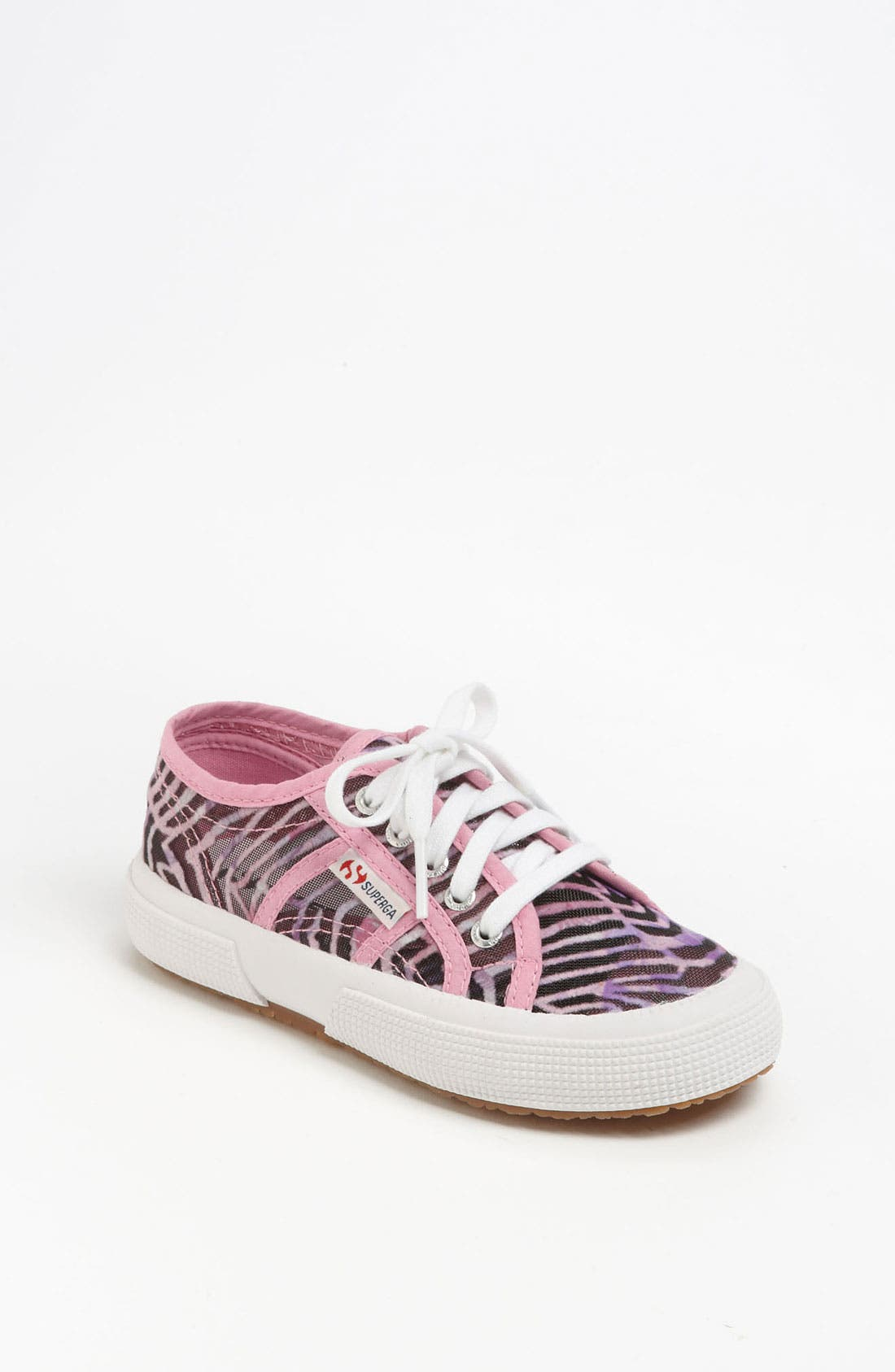 Alternate Image 1 Selected - Superga 'Safari Junior Classic' Sneaker (Walker, Toddler & Little Kid)