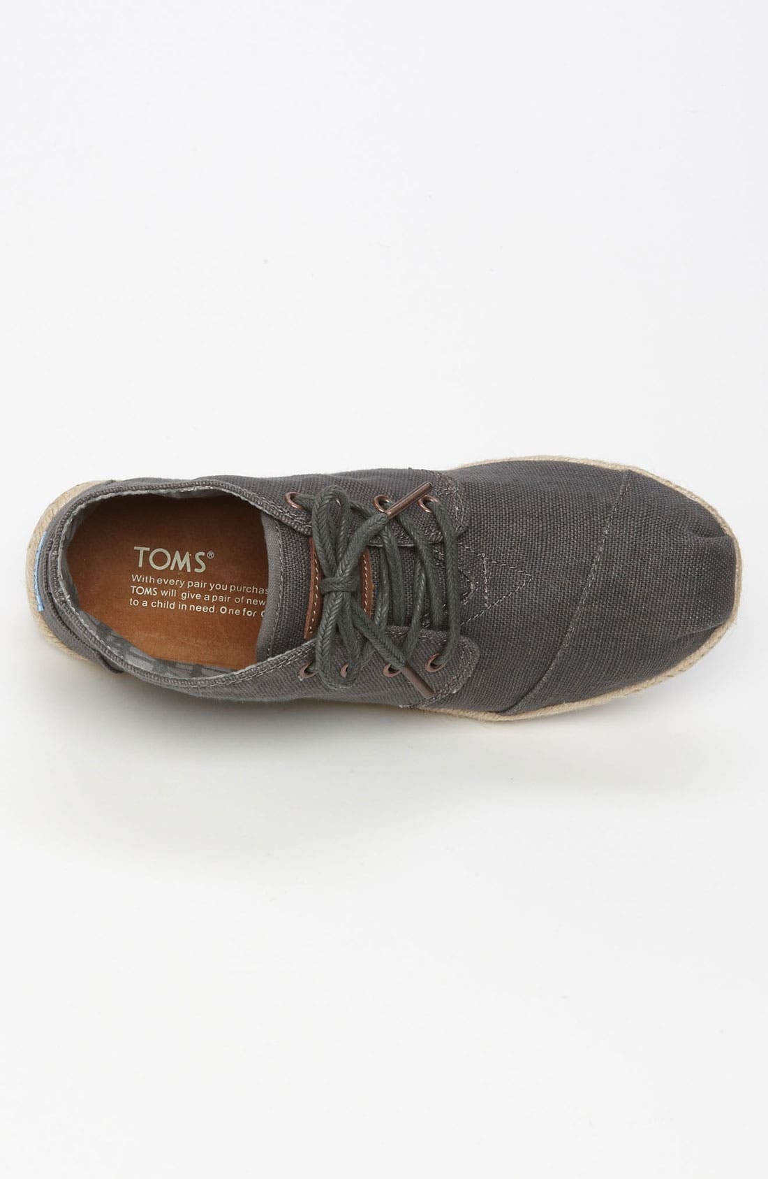 Alternate Image 3  - TOMS 'Botas - Desert' Burlap Chukka Boot (Men)