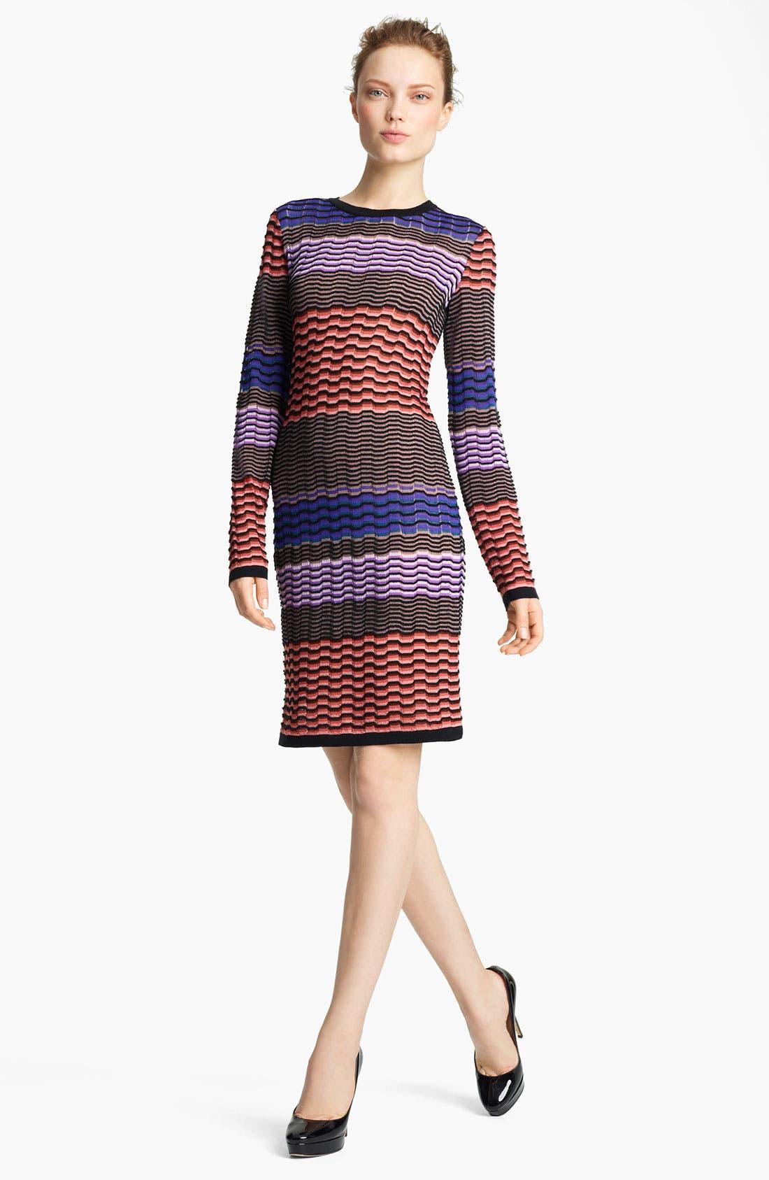 Alternate Image 1 Selected - Missoni Stripe Knit Dress