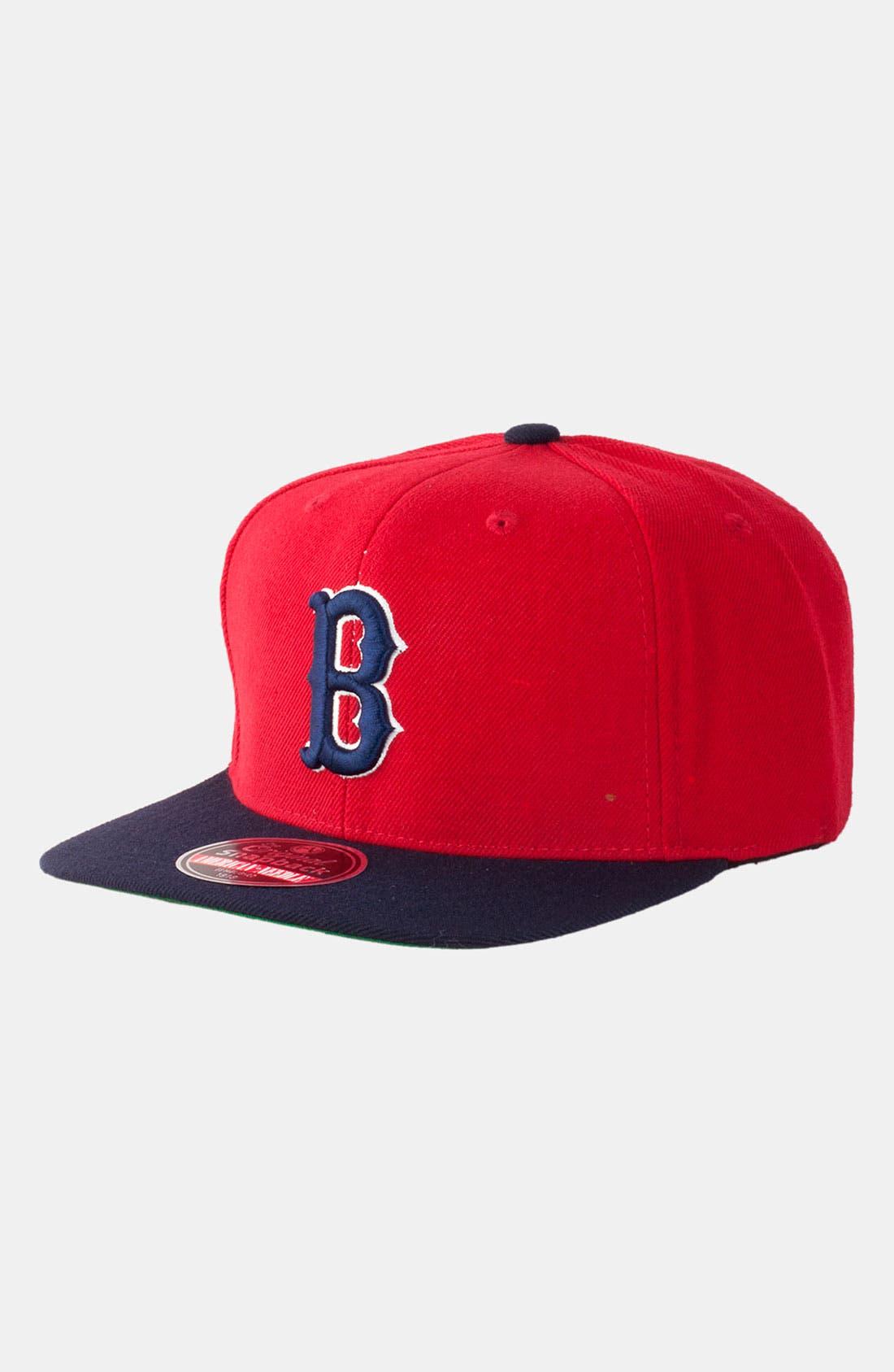 Main Image - American Needle 'Boston Red Sox - Cooperstown' Snapback Baseball Cap