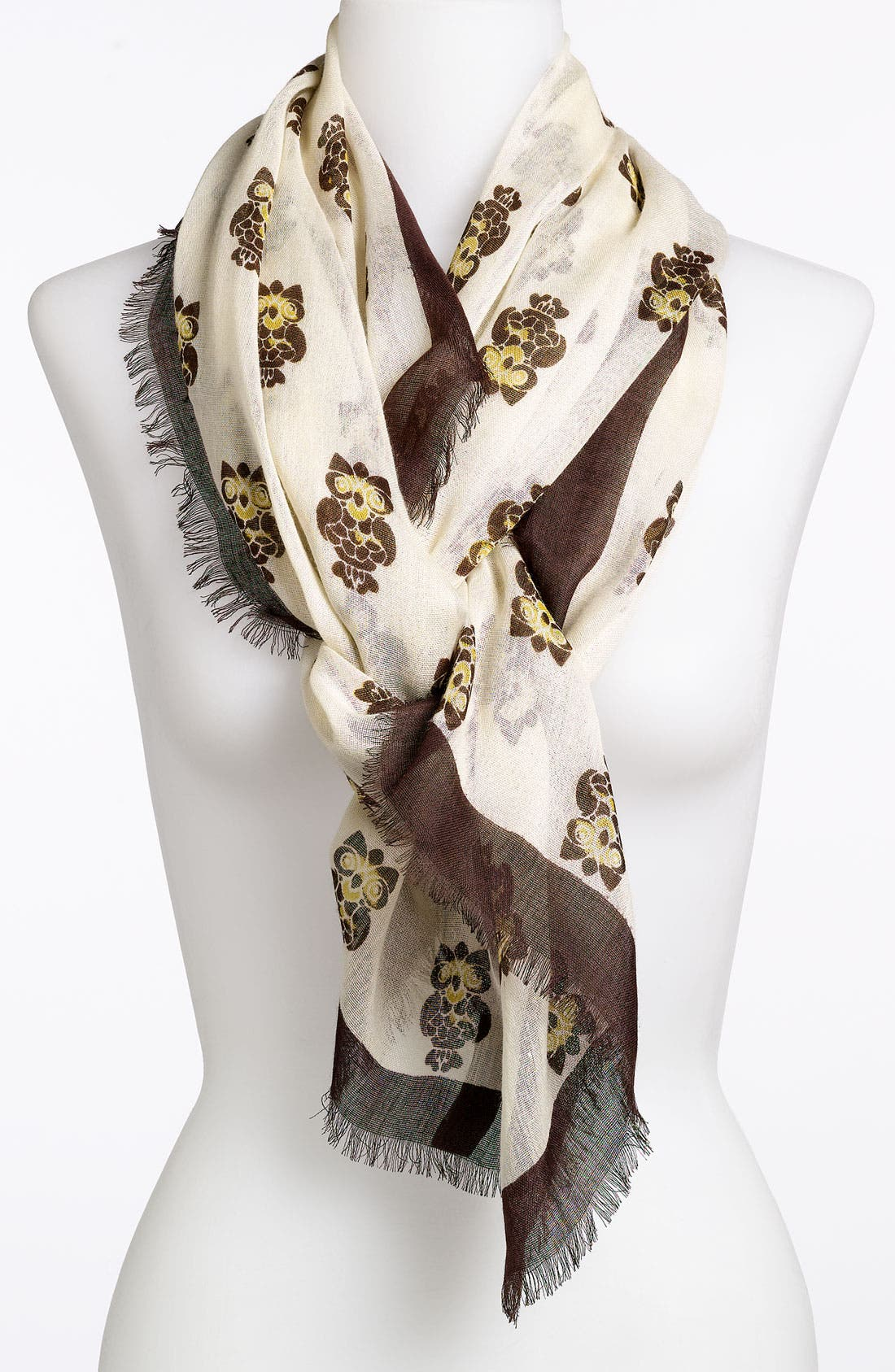 Alternate Image 1 Selected - Accessory Street Owl Scarf