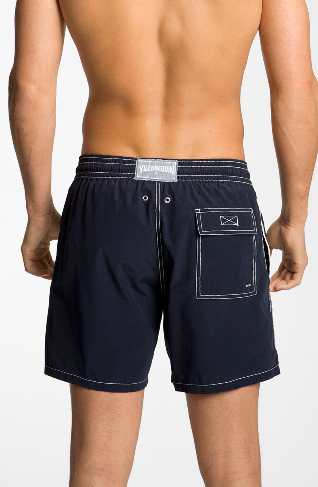 Alternate Image 2  - Vilebrequin Vintage Swim Trunks