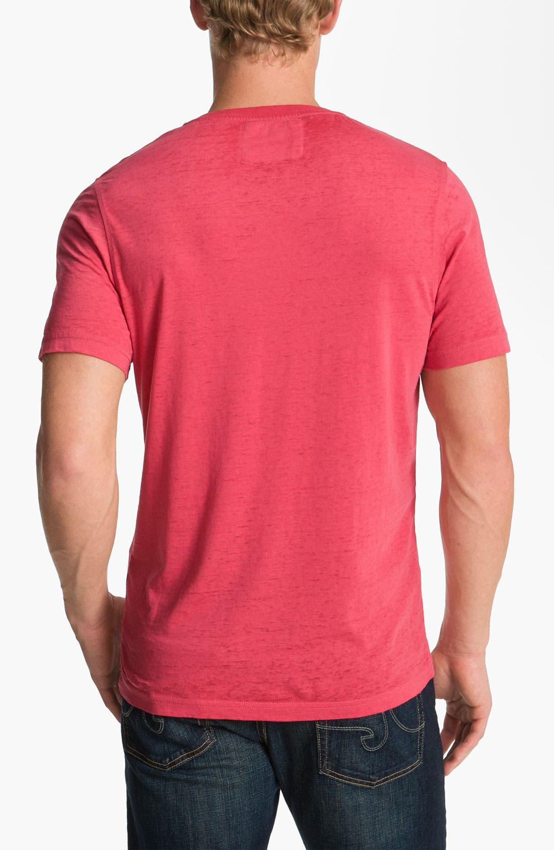 Alternate Image 2  - Red Jacket 'Angels - Greenwood' T-Shirt