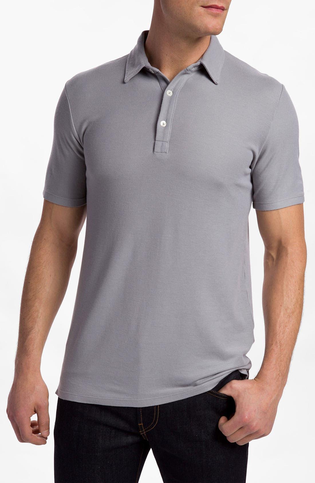 Main Image - NSF Clothing 'Carl' Polo