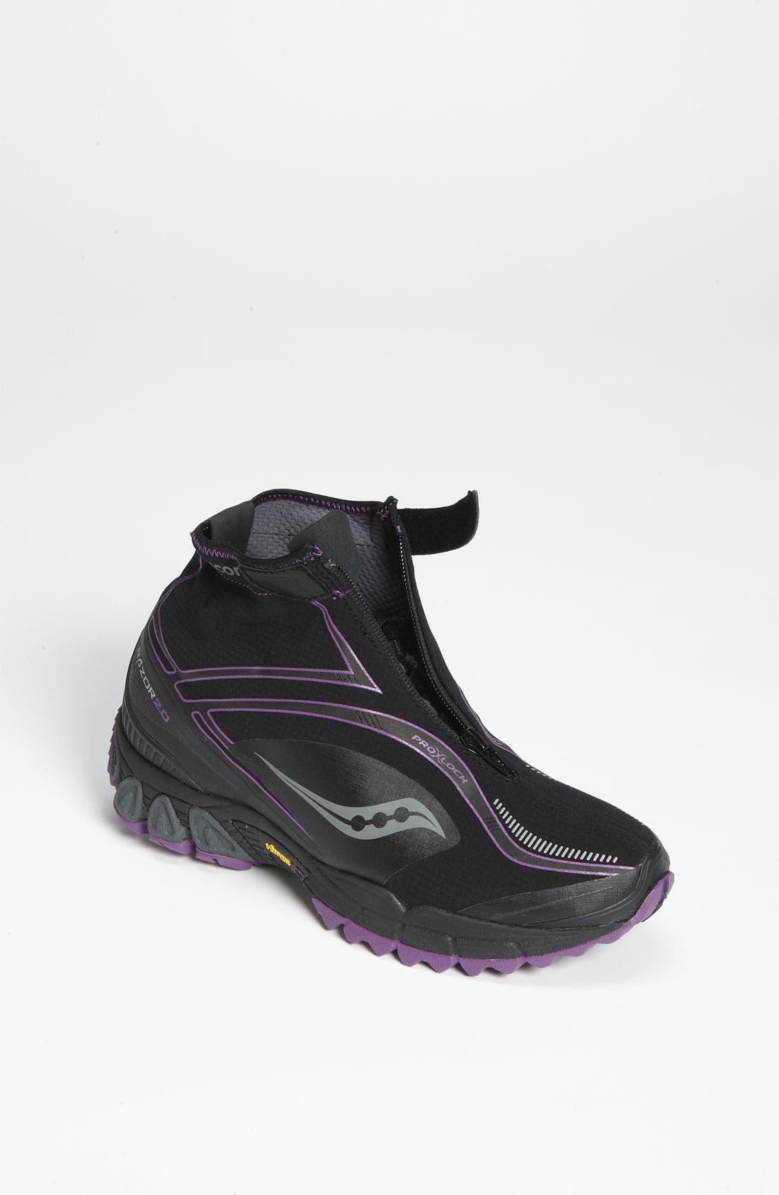 Alternate Image 1 Selected - Saucony 'ProGrid Razor 2.0' Running Shoe (Women)