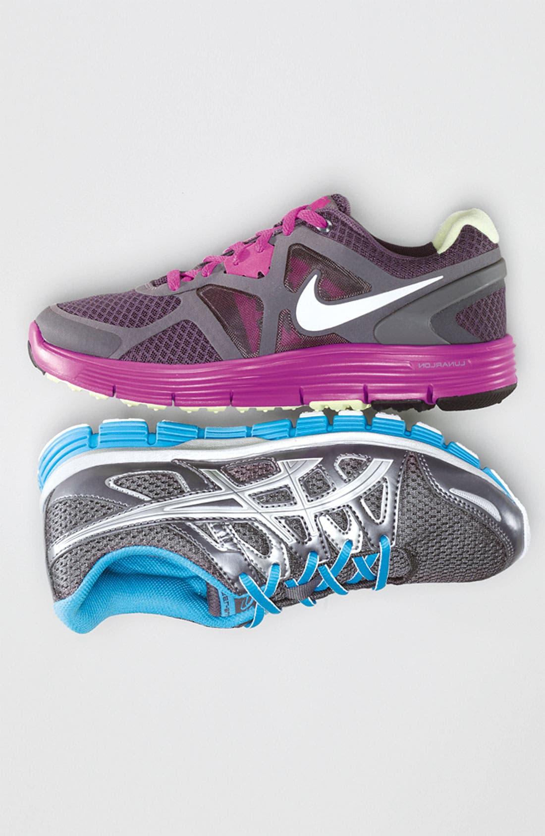 Alternate Image 5  - Nike 'LunarGlide 3' Running Shoe (Toddler, Little Kid & Big Kid)