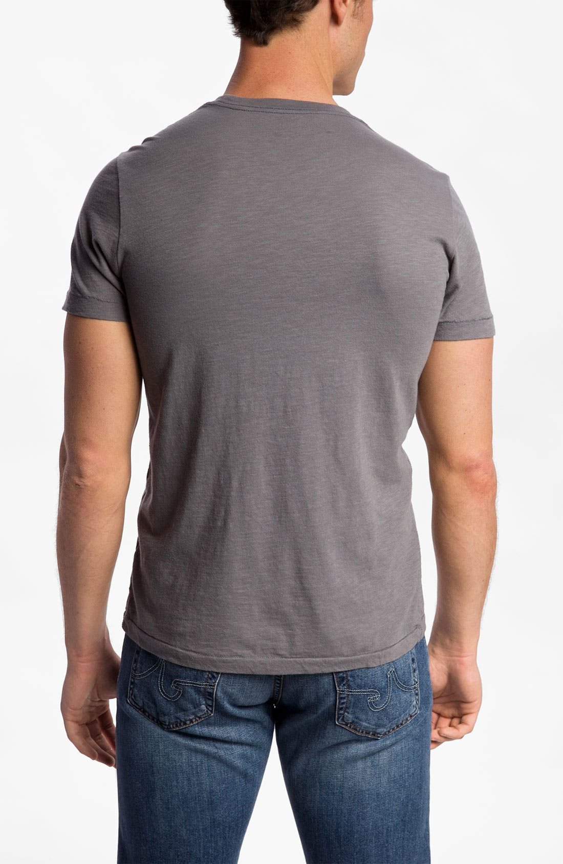 Alternate Image 2  - Lucky Brand 'Primo Knuckle' T-Shirt
