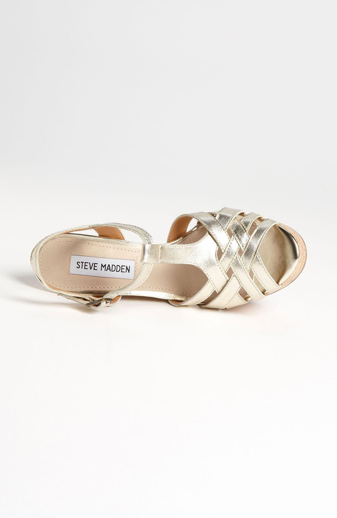 Alternate Image 3  - Steve Madden 'Wildness' Sandal