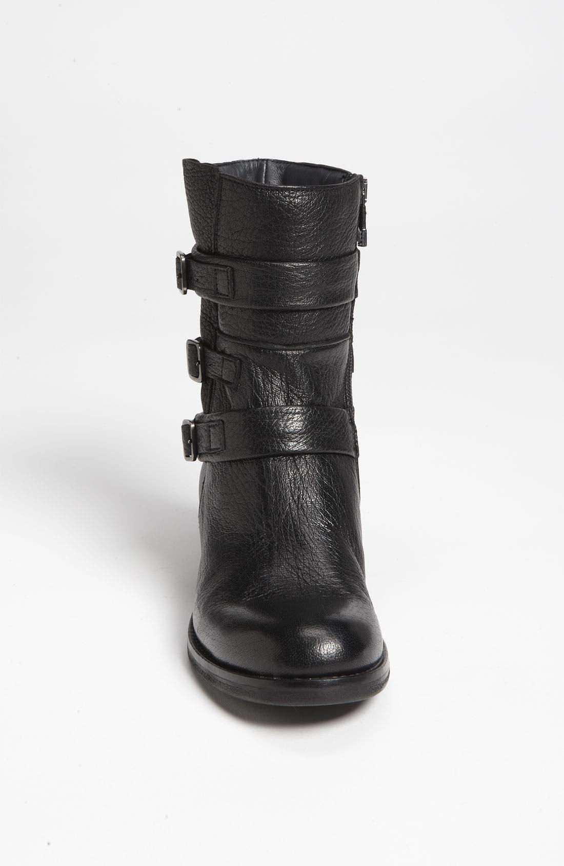 Alternate Image 3  - Alberto Fermani Ankle Strap Short Boot