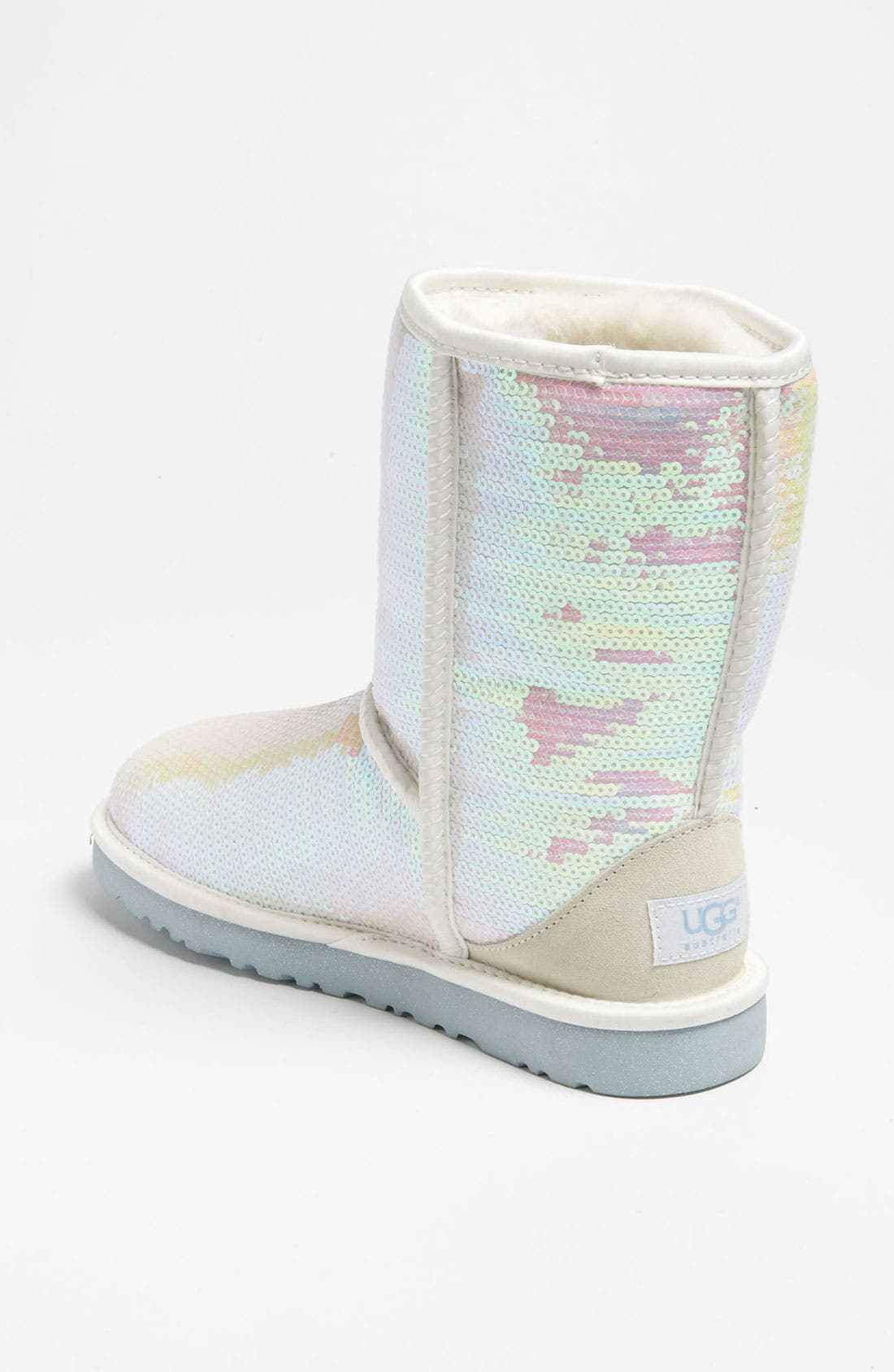 Alternate Image 2  - UGG® Australia 'Classic Short Sparkles - I Do' Boot (Women)