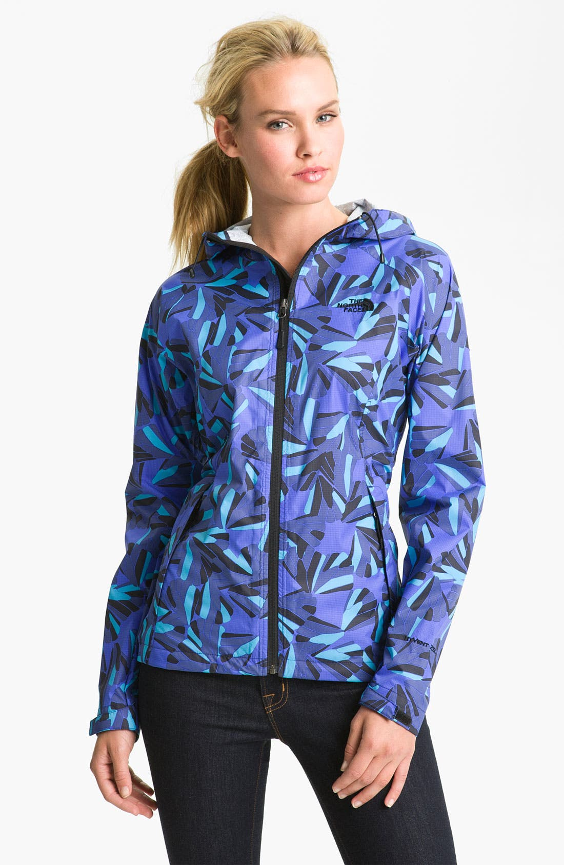 Alternate Image 1 Selected - The North Face Jacket & Hue Leggings