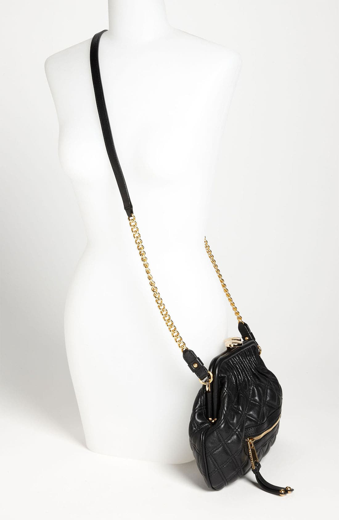 Alternate Image 2  - MARC JACOBS 'Little Stam' Leather Crossbody Bag
