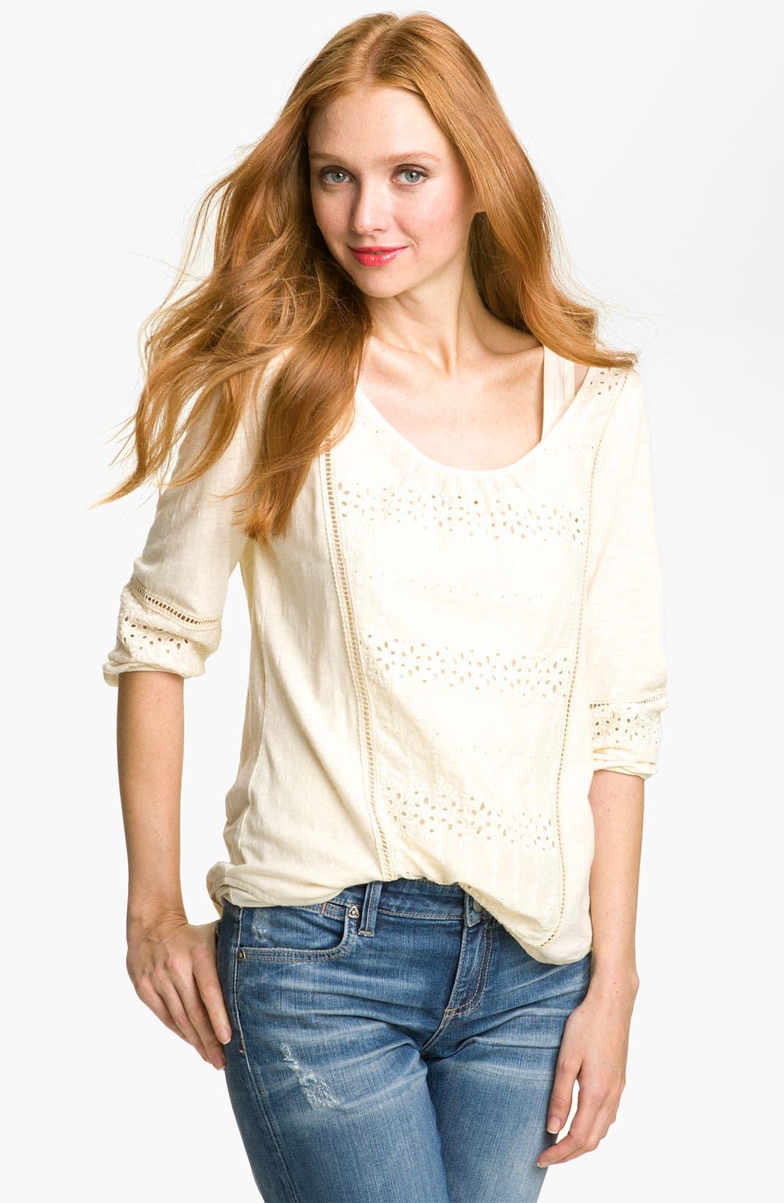 Main Image - Lucky Brand 'Chloe' Top