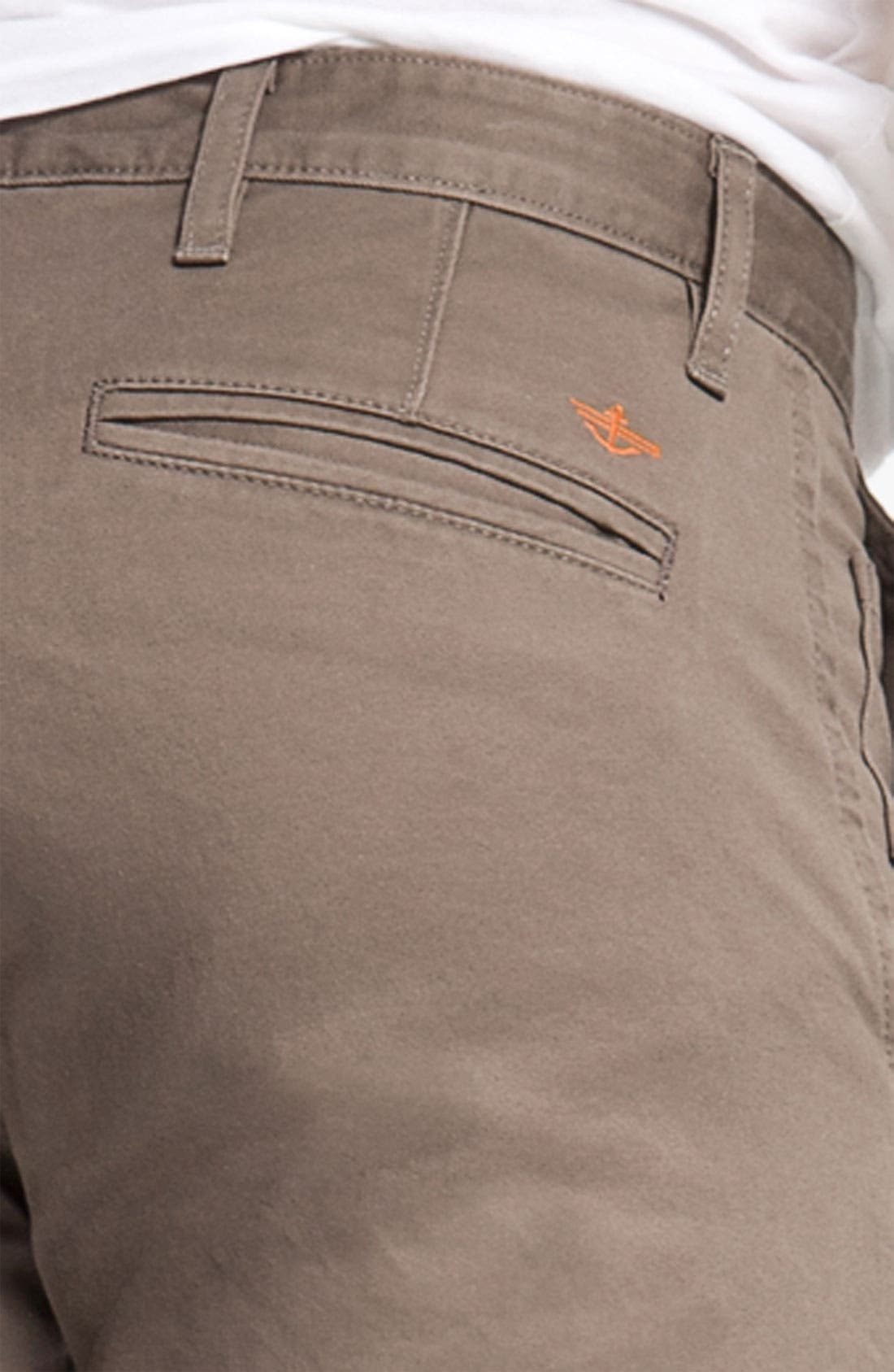 Alternate Image 3  - Dockers® 'Alpha Khaki' Slim Straight Leg Chinos