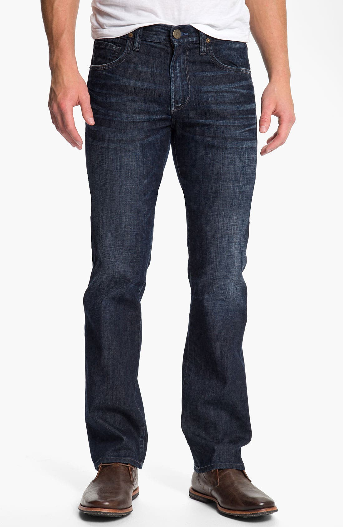 Alternate Image 1 Selected - Citizens of Humanity 'Sid' Straight Leg Jeans (Sherman)