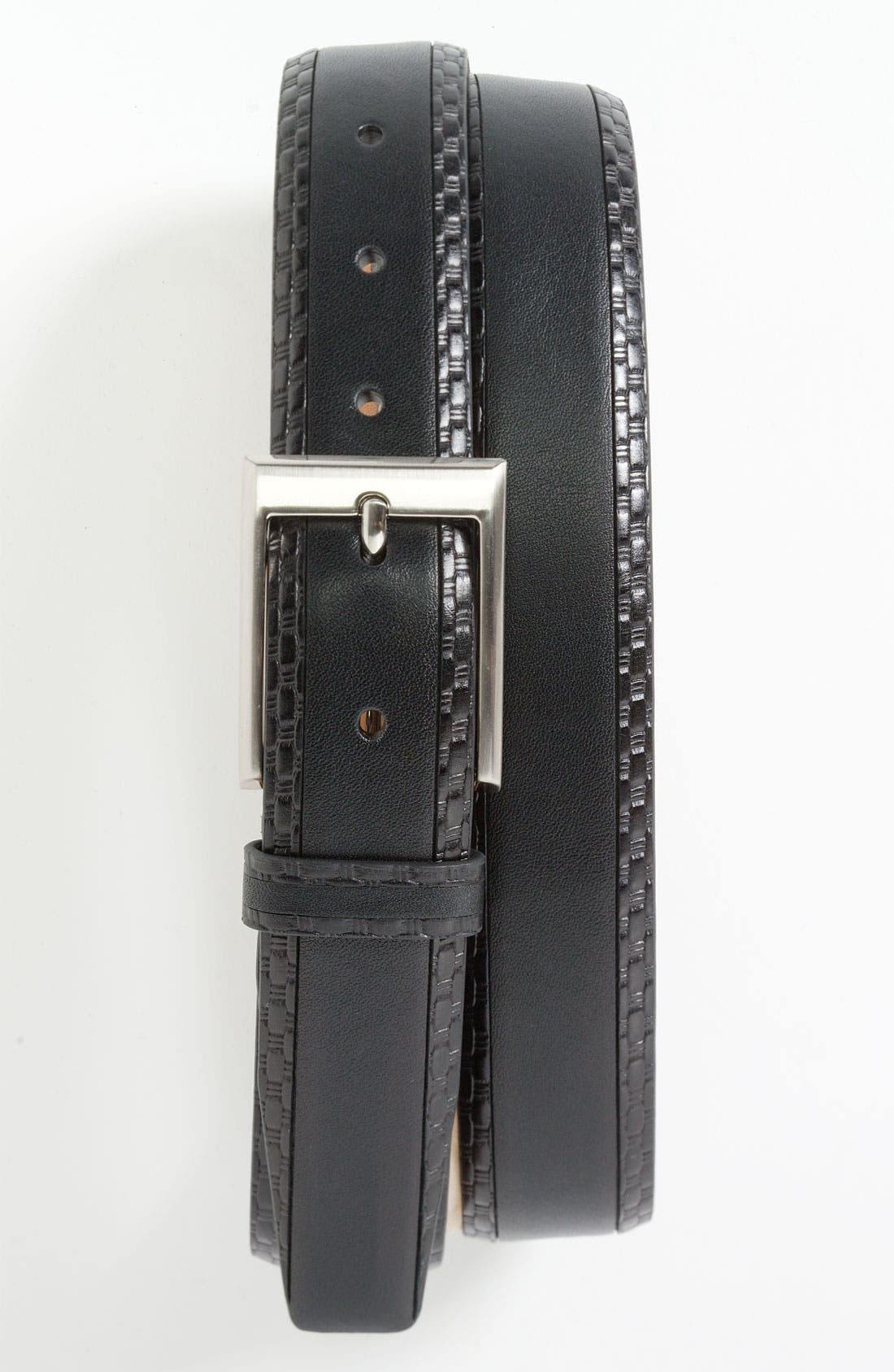 Alternate Image 1 Selected - Trafalgar 'New Haven' Belt