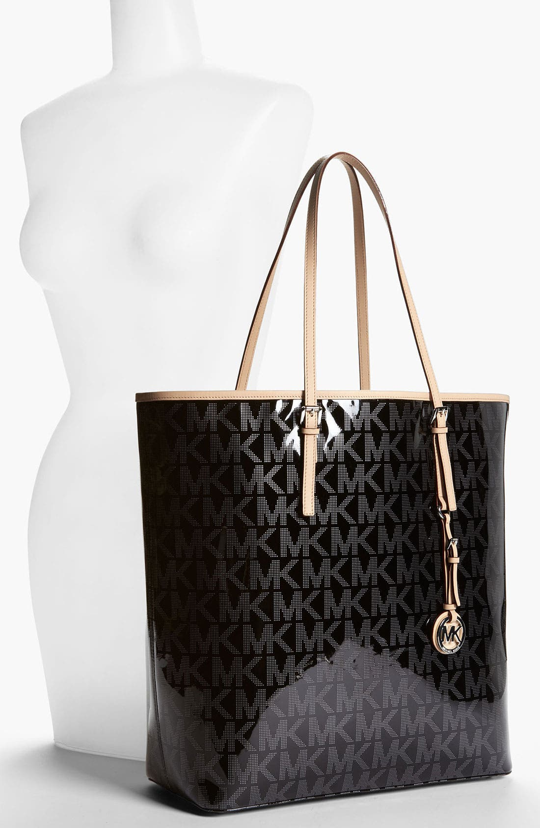 Alternate Image 2  - MICHAEL Michael Kors 'Jet Set' Travel Tote