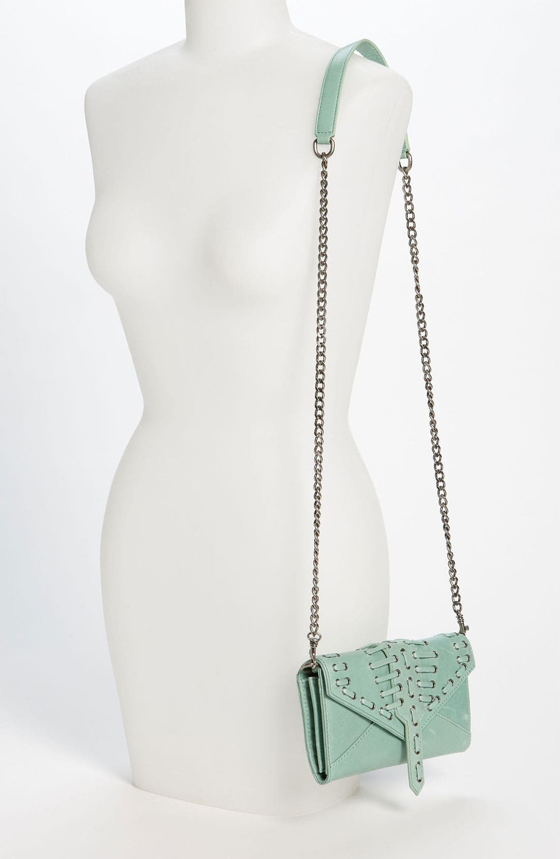 Alternate Image 2  - Rebecca Minkoff Wallet on a Chain