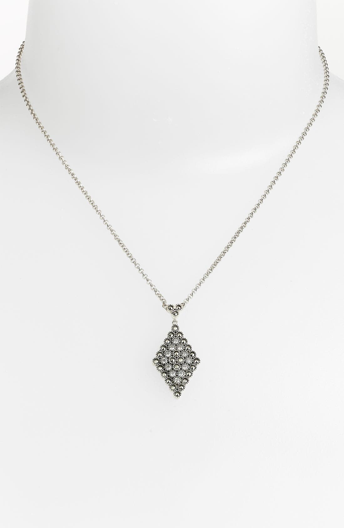 Main Image - Judith Jack 'Starlight' Pendant Necklace