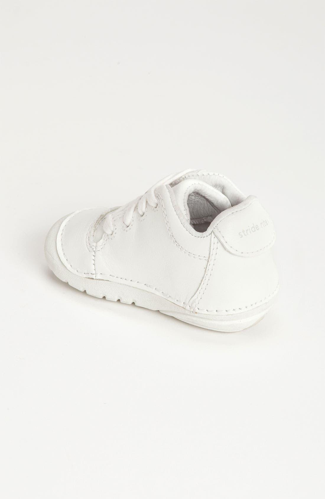 Alternate Image 2  - Stride Rite 'Freddie' Sneaker (Baby & Walker)