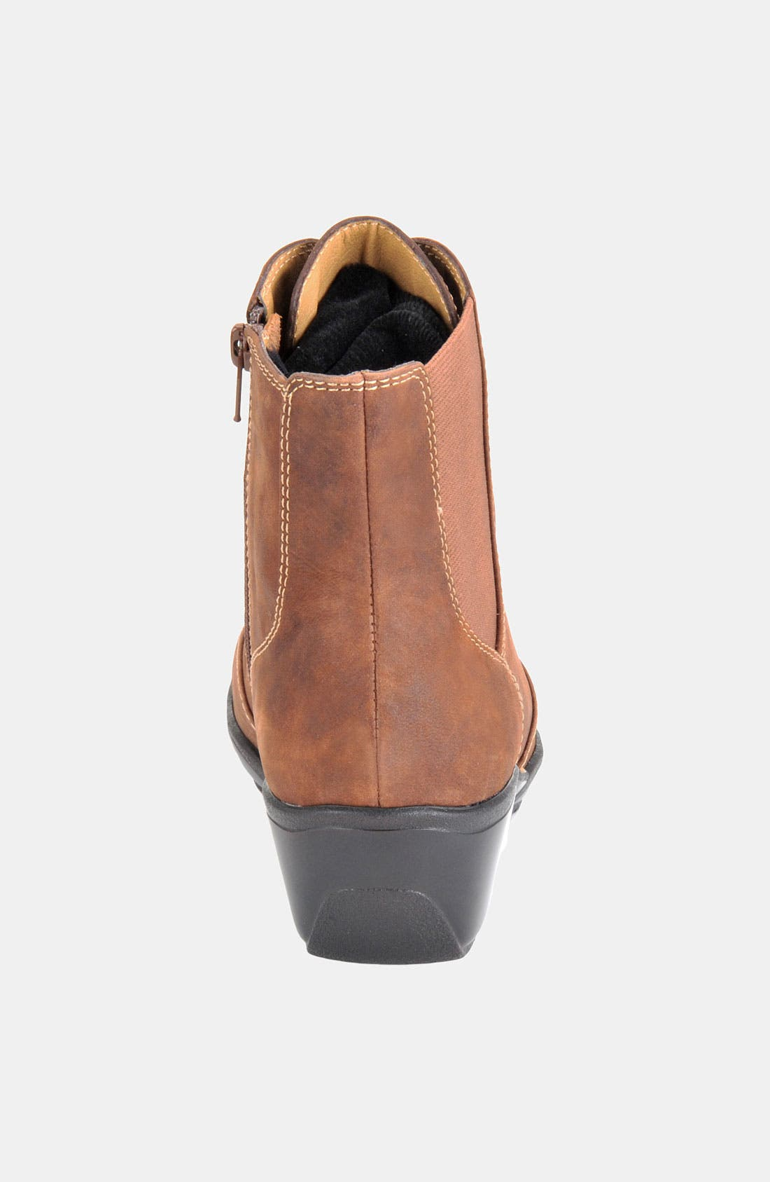 Alternate Image 2  - Softspots 'Mckyla' Lace-Up Ankle Bootie
