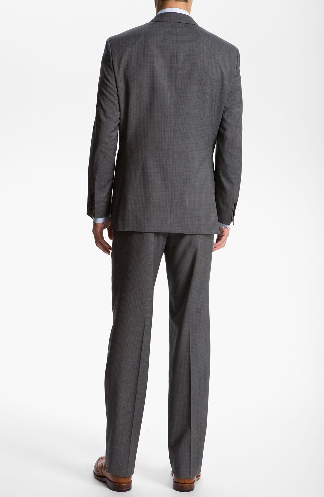 Alternate Image 3  - BOSS Black 'Pasolini/Movie' Check Suit