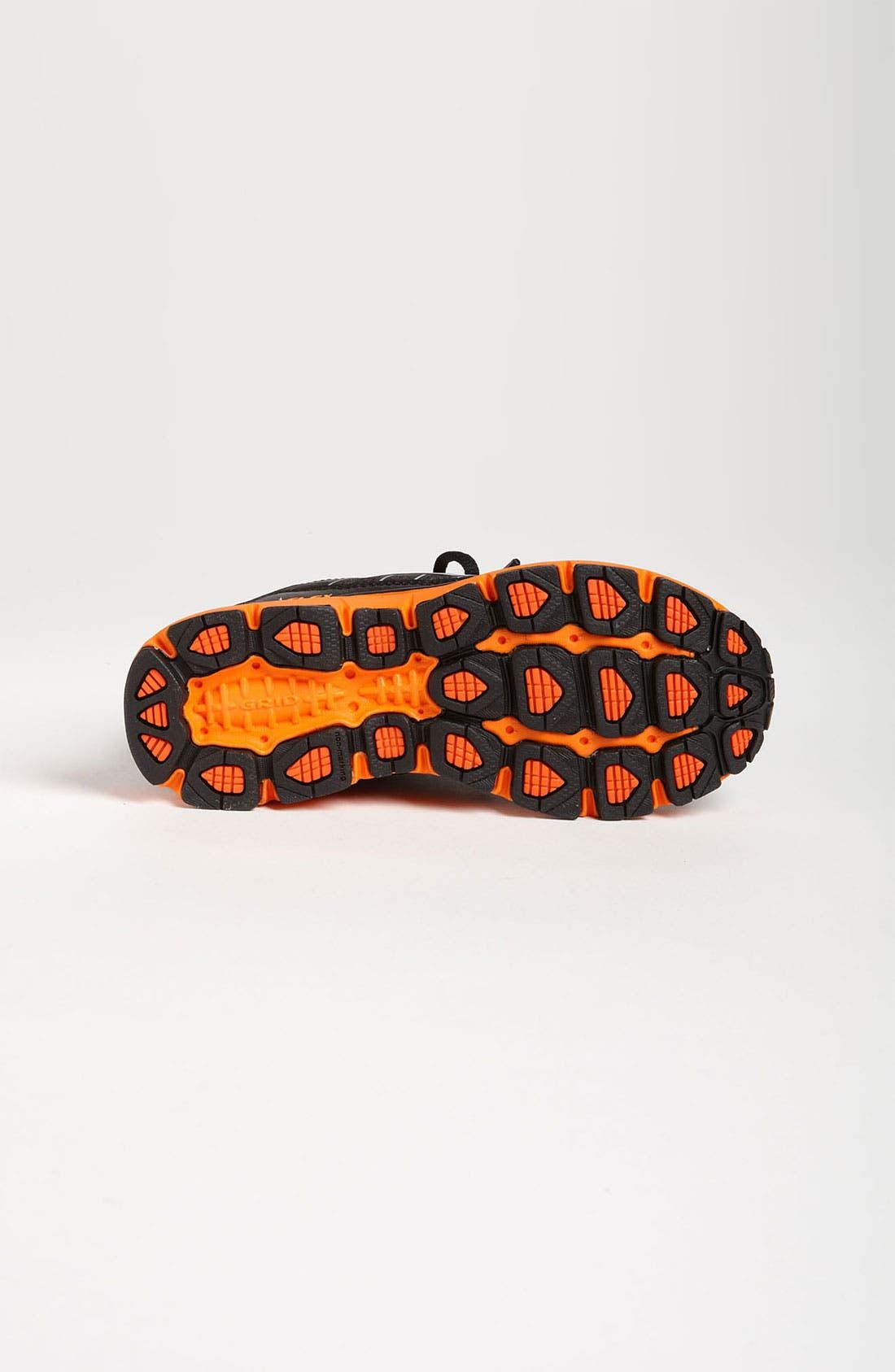 Alternate Image 4  - Saucony 'Grid Flex' Running Shoe (Toddler, Little Kid & Big Kid)