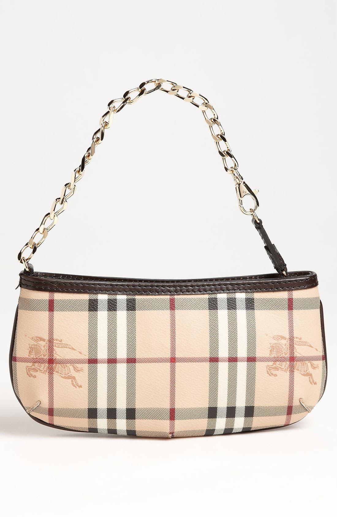Alternate Image 4  - Burberry 'Haymarket Check' Mini Shoulder Bag