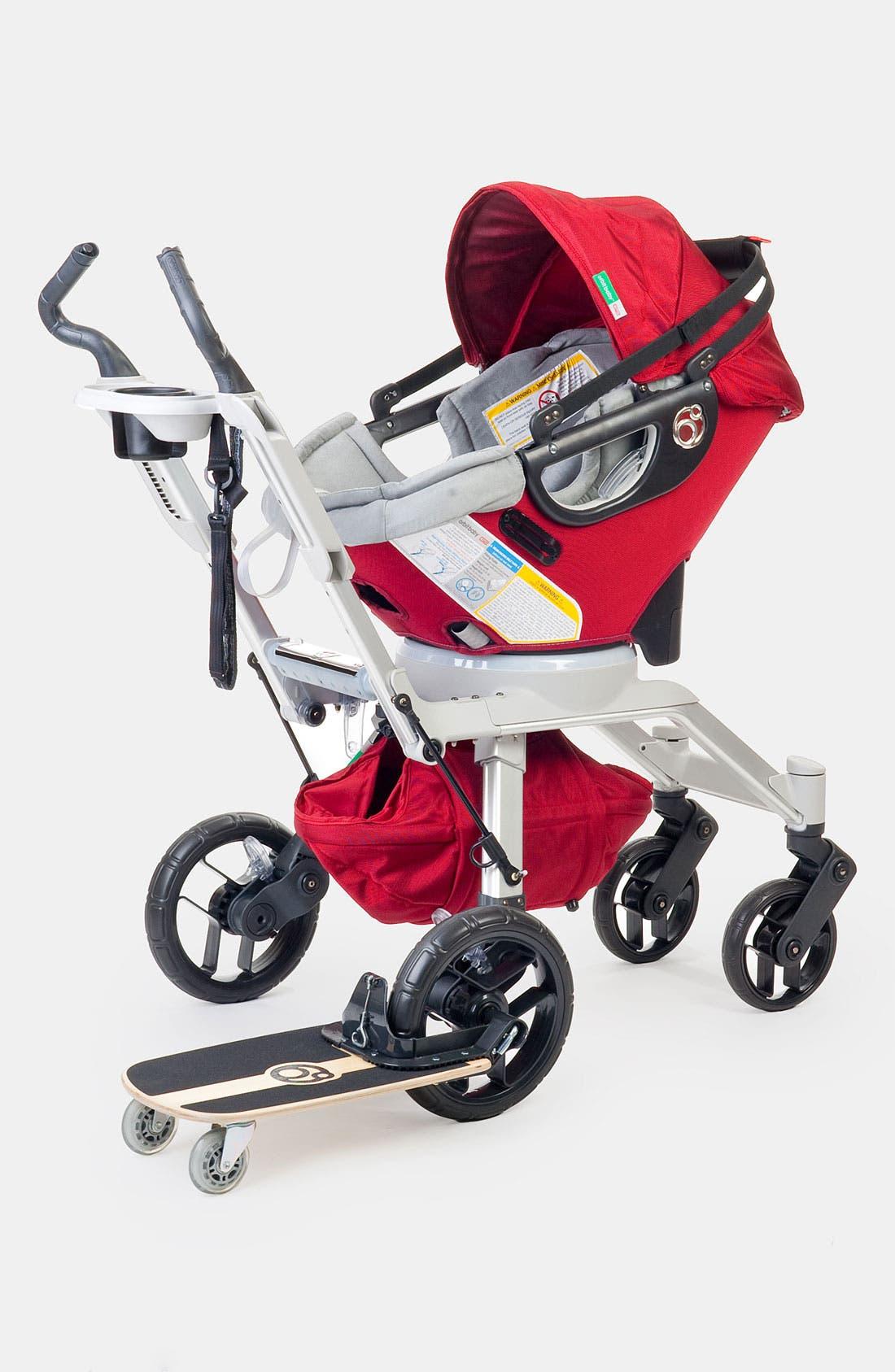 Alternate Image 6  - orbit baby® 'Sidekick™' Convertible Skateboard Position Stroller Board