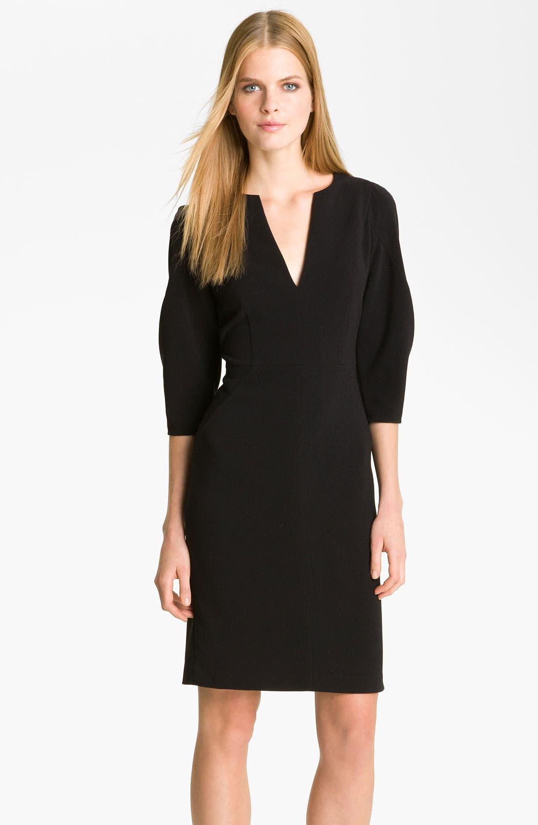 Alternate Image 1 Selected - Rachel Roy Sheath Dress & Accessories