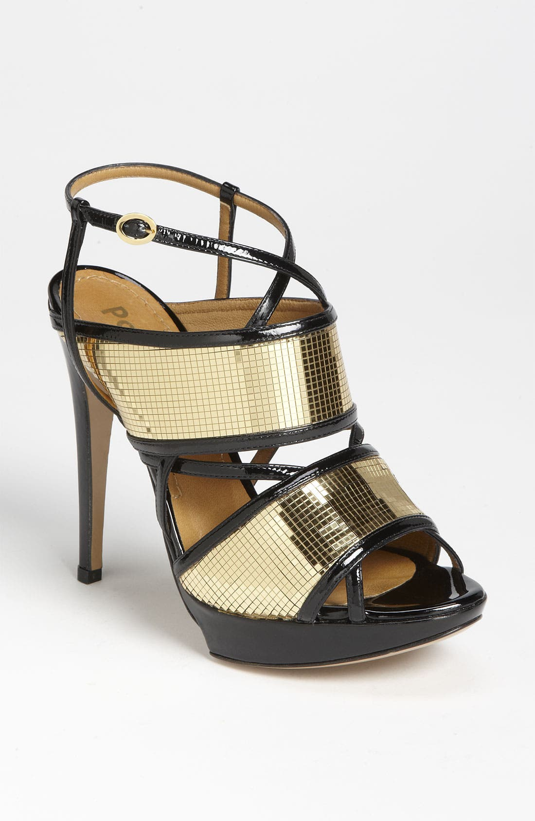 Alternate Image 1 Selected - Pollini Slingback Sandal