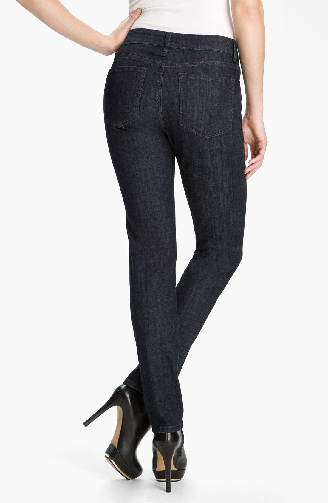 Alternate Image 2  - NYDJ 'Sheri' Skinny Jeans