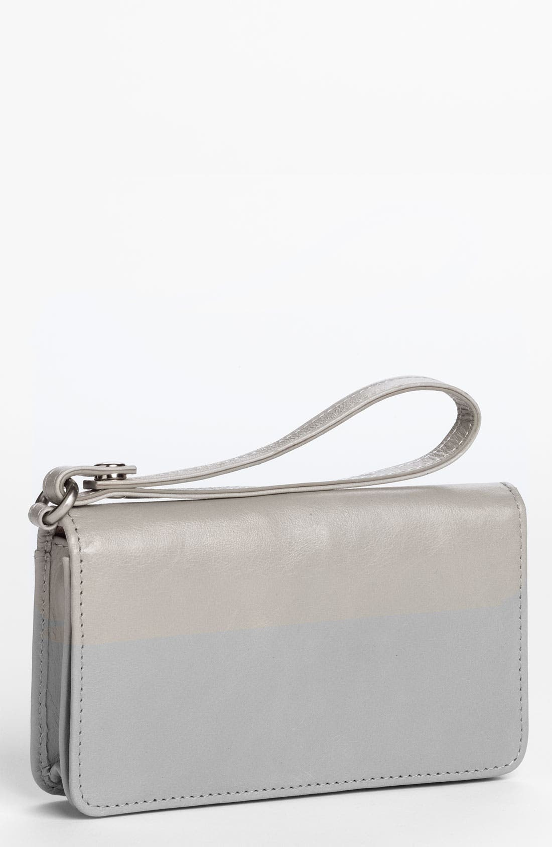 Alternate Image 1 Selected - Hobo 'Ally' Phone Wristlet