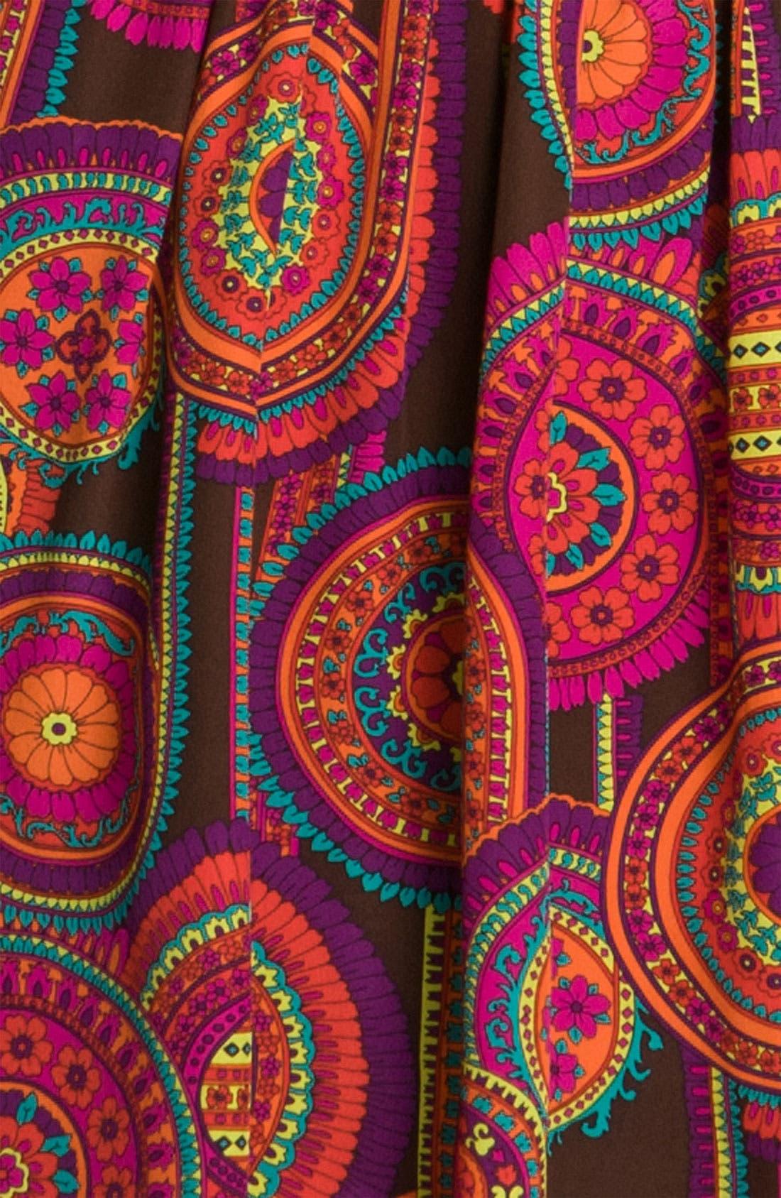 Alternate Image 3  - Trina Turk 'Millicent 2' Silk Fit & Flare Dress